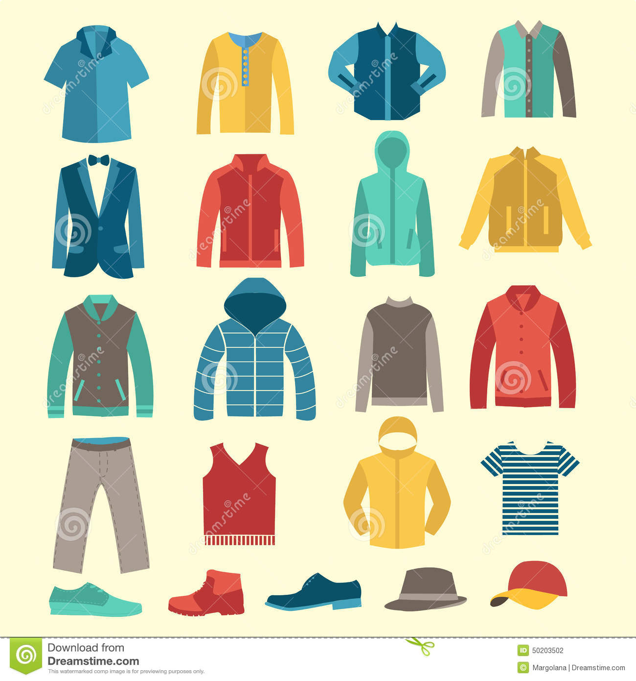 Names Of Different Types Of Baby Clothes