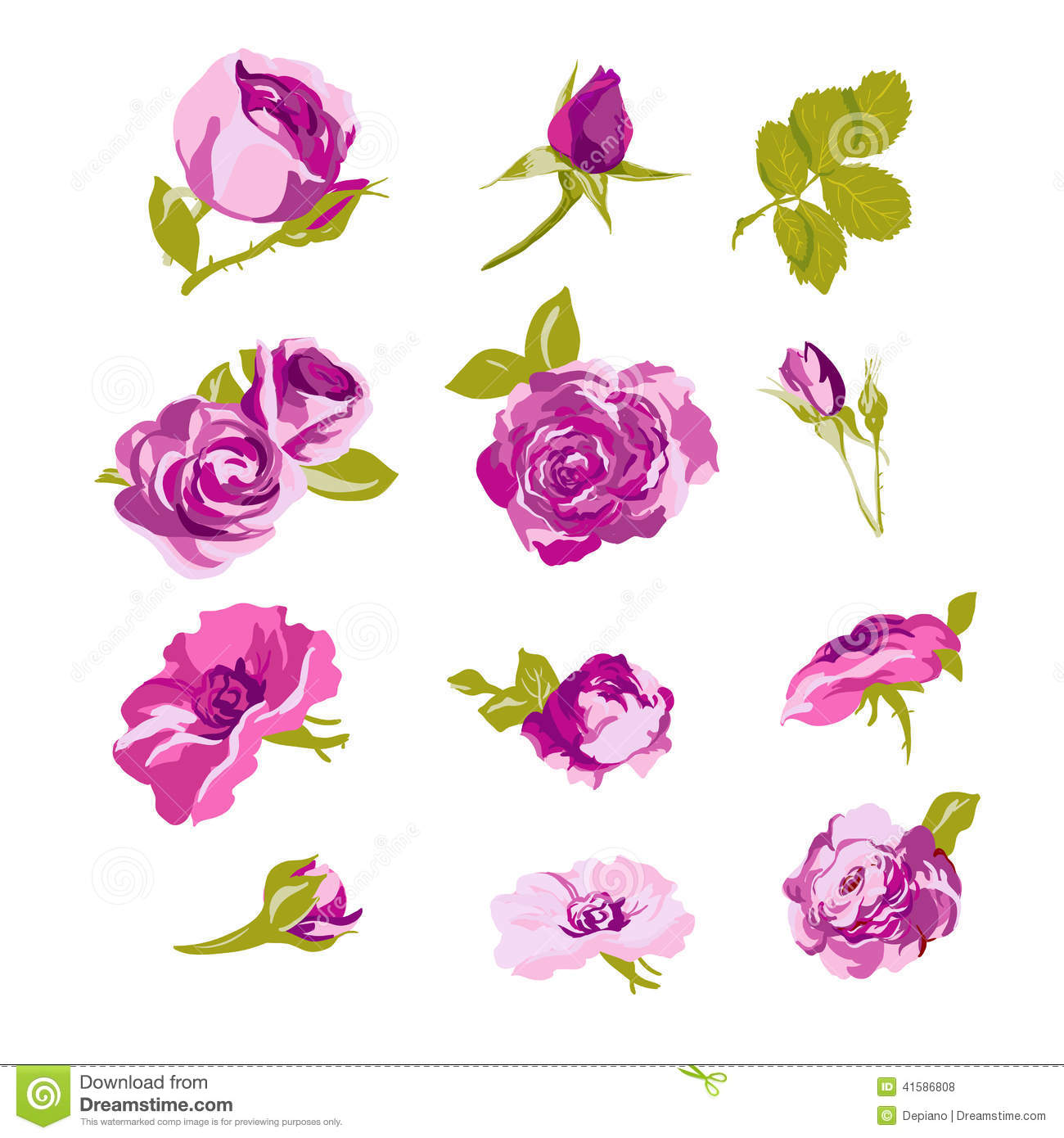 collection of floral design - photo #32