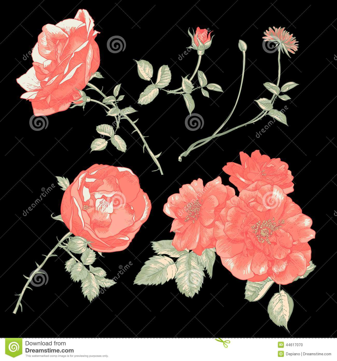 collection of floral design - photo #40