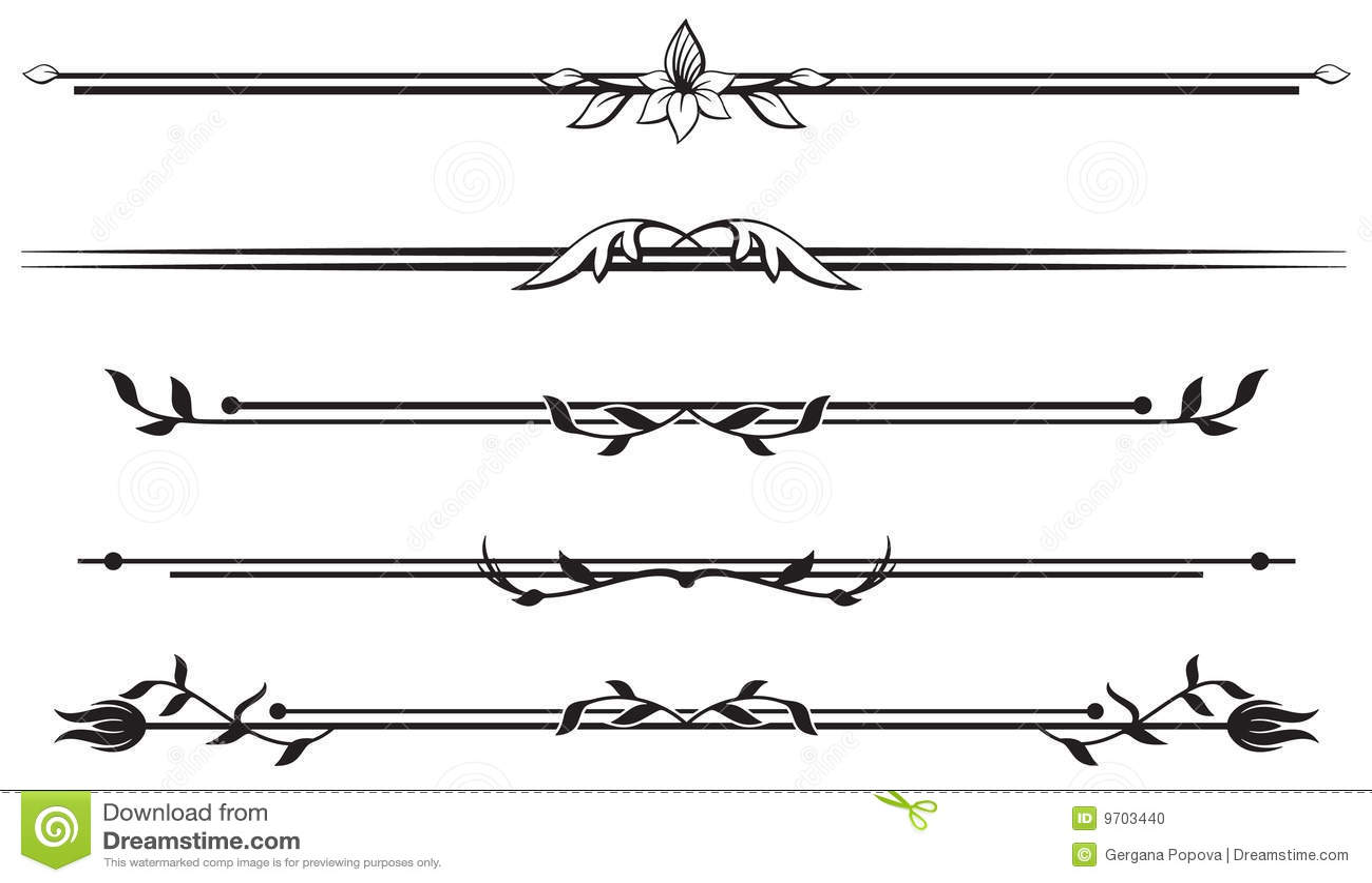 ... Line Clip Art , Decorative Line Clip Art , Straight Line Clip Art