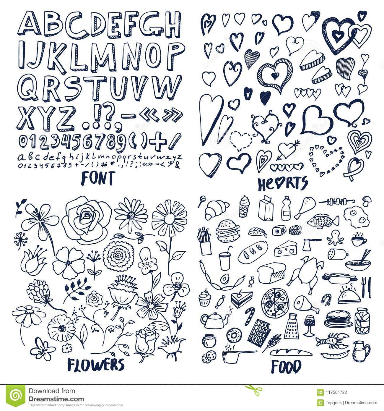 Set Of Font s Flowers And Food Templates Stock Vector ... Cute Templates For Letters on cute templates for papers, cute templates for calendar, bear border for letters, cute templates for signs, cute templates for events, cute labels, cute templates for lists, design for letters, brown for letters, cute templates for flyers, movie for letters, cute templates for journals, home for letters,