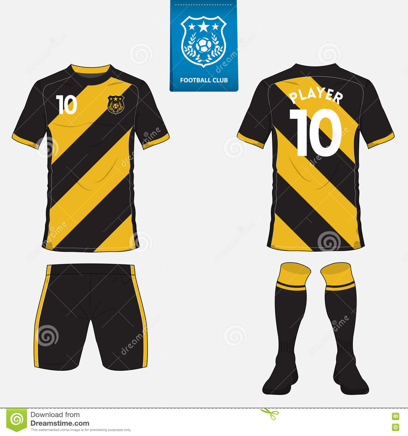 ab4f57907 Set Of Football Jersey
