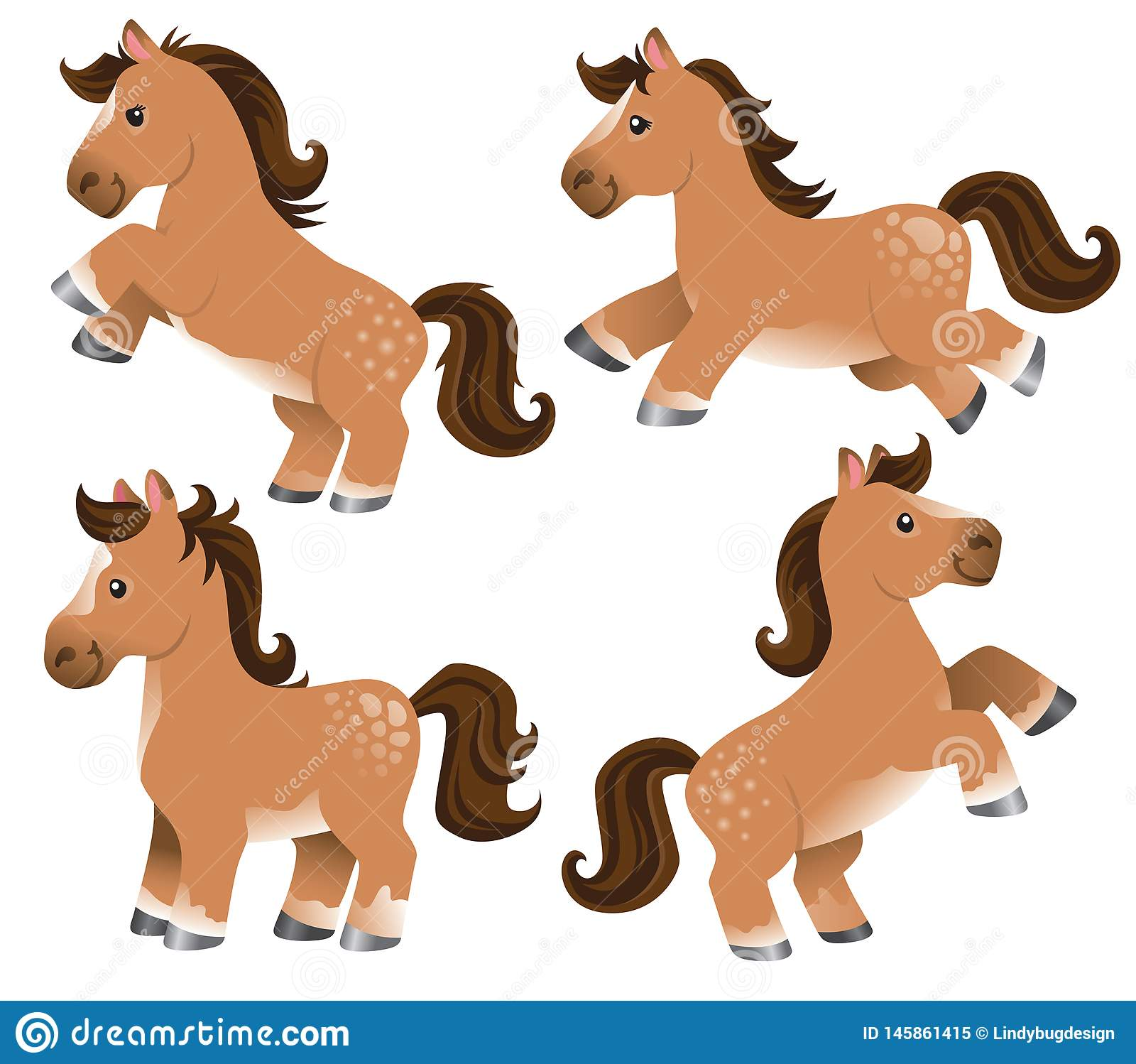 Cartoon Horses Stock Illustrations 3 402 Cartoon Horses Stock Illustrations Vectors Clipart Dreamstime