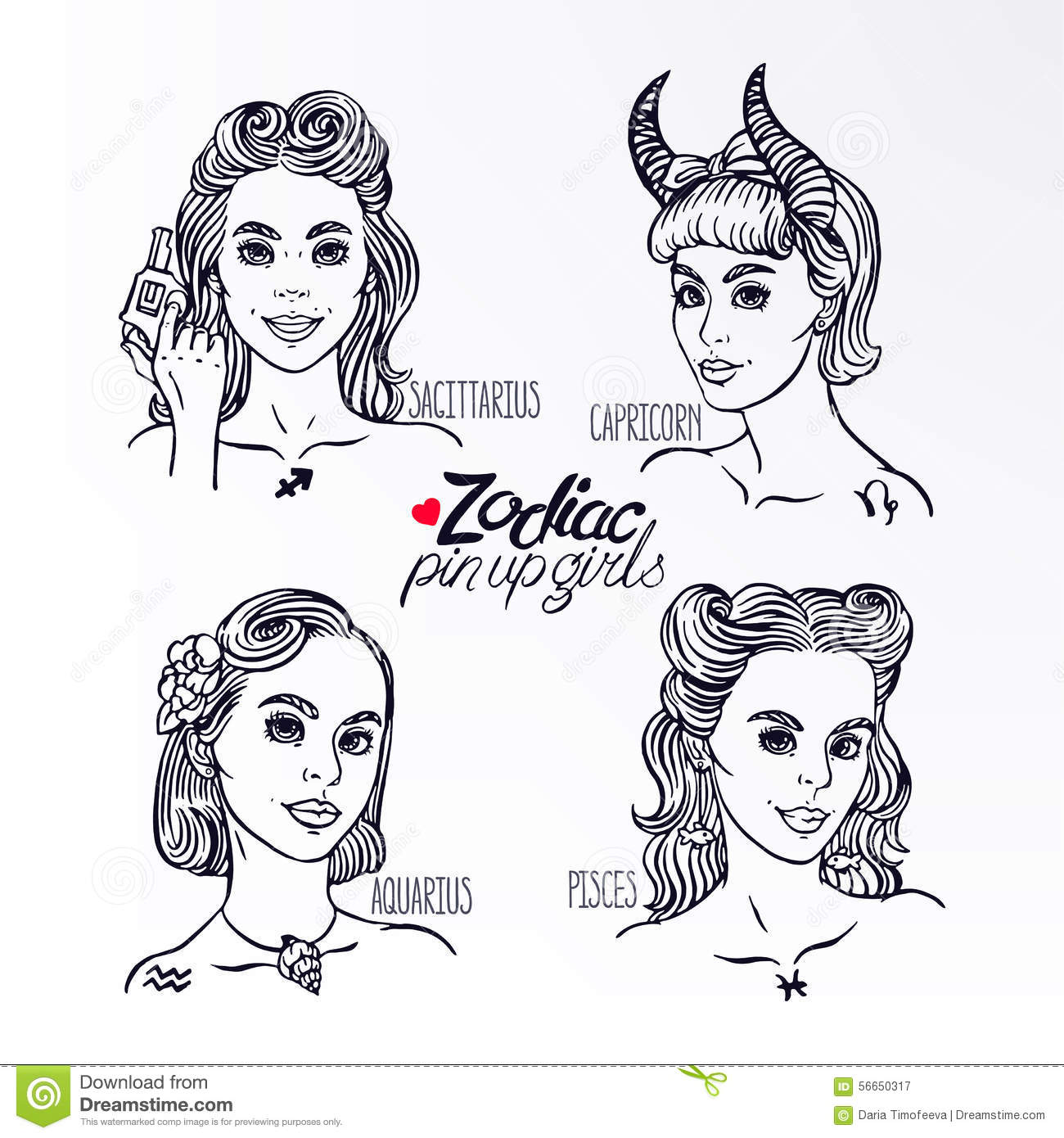how to tell what zodiac sign a girl is