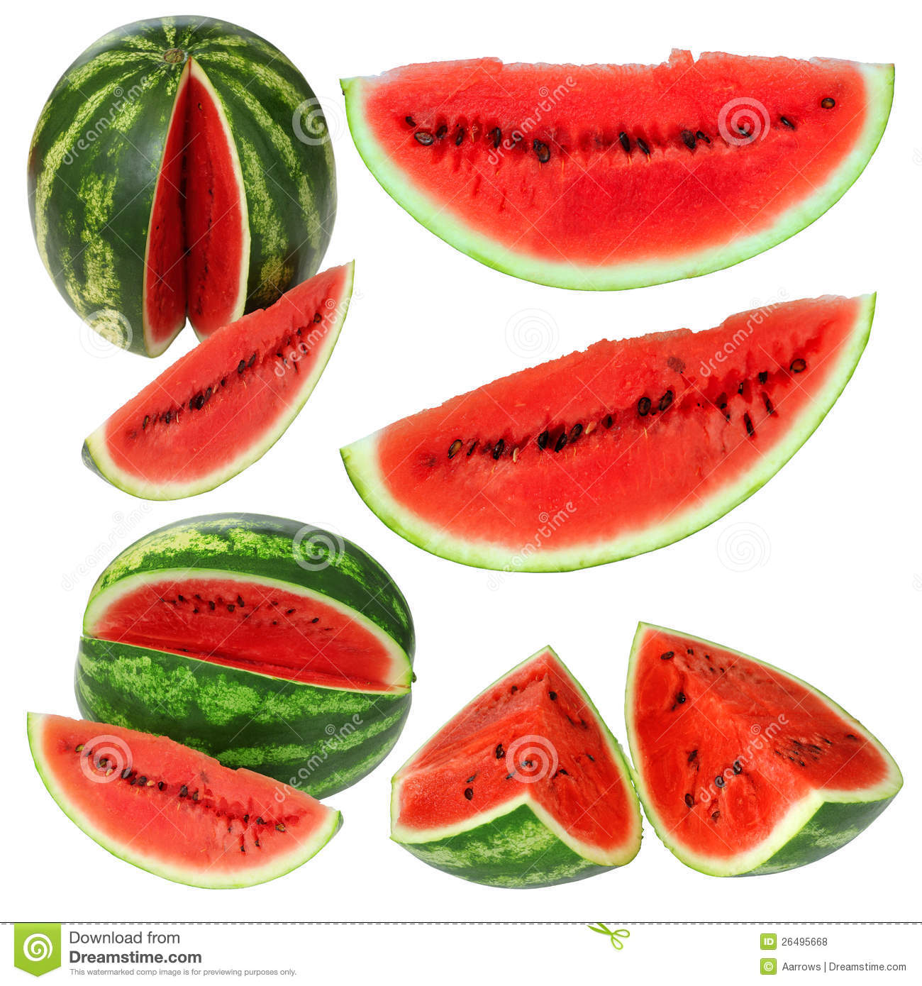 how to tell when a watermelon is ripe to eat