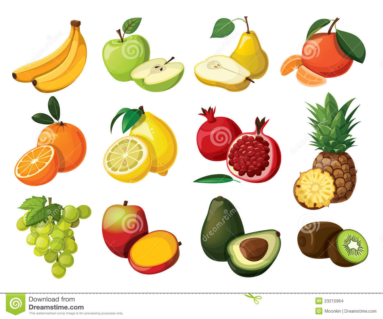 Set Frucht