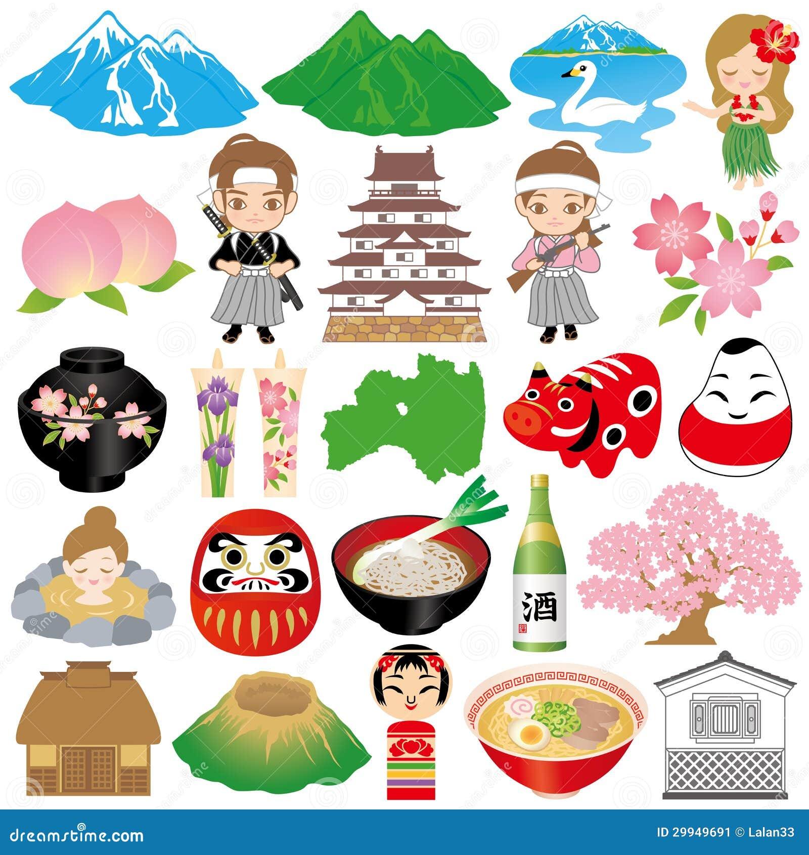Fukushima ilustracje.