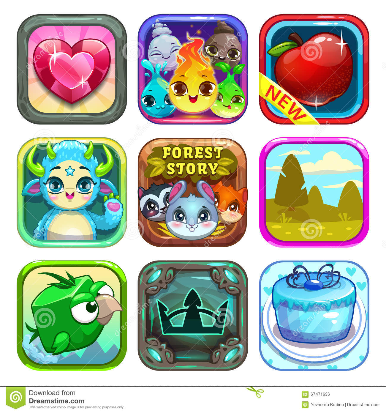 cool games on app store