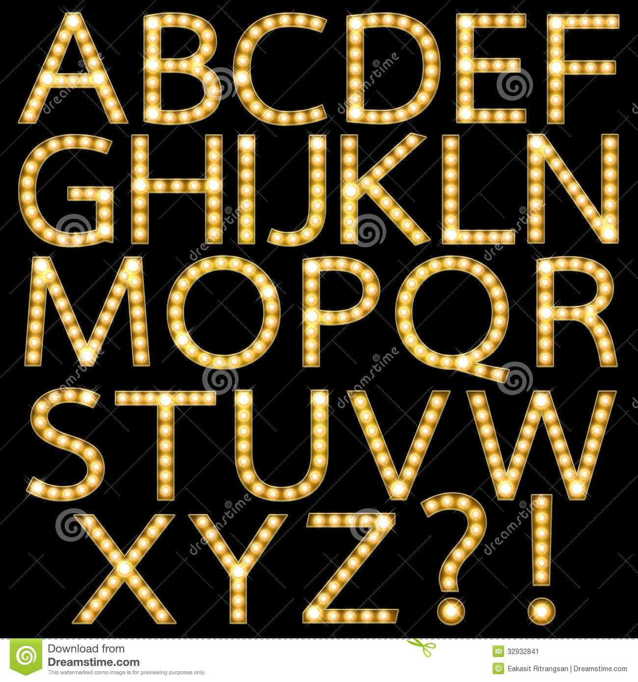 Type the alphabet on time