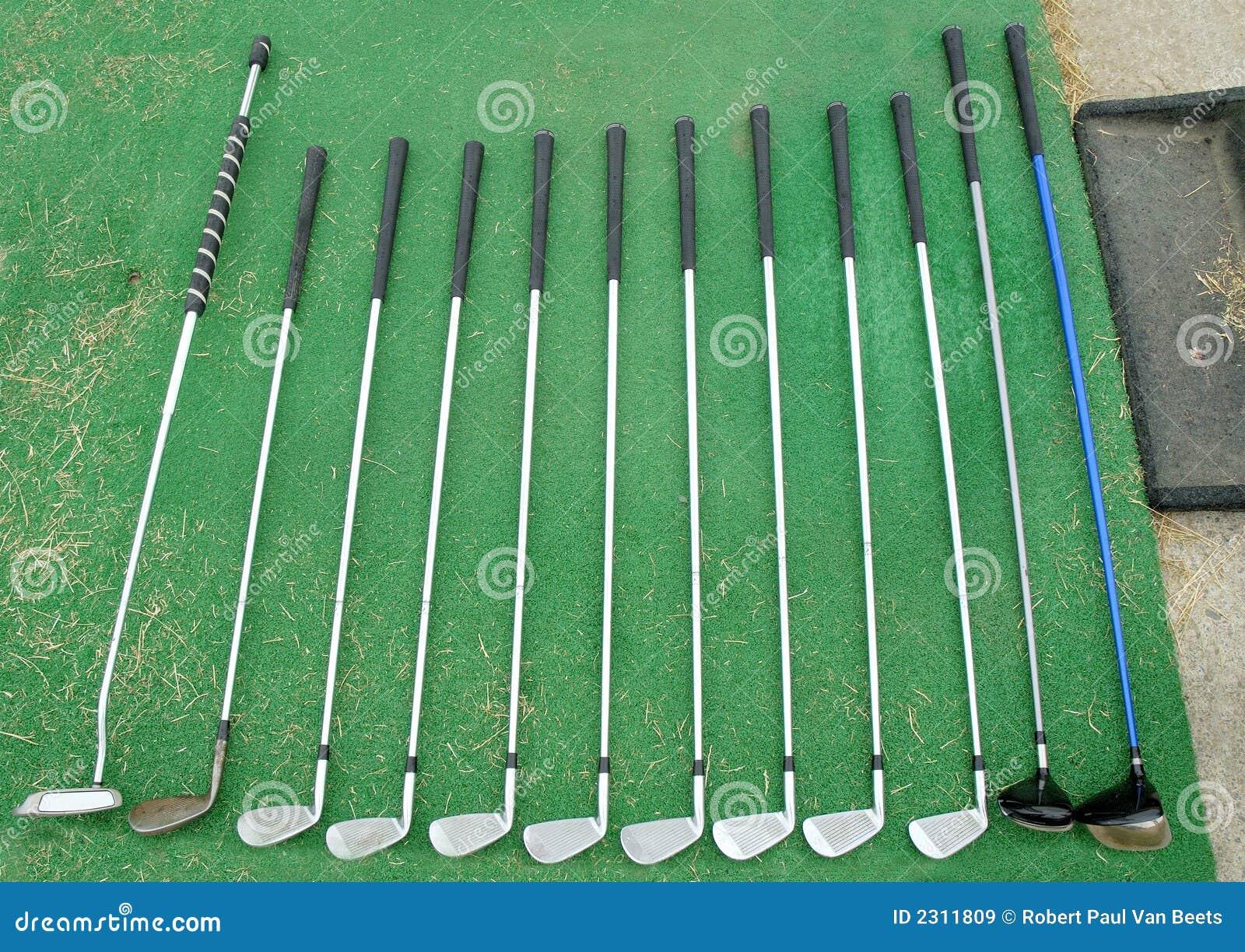 Set Golfclubs