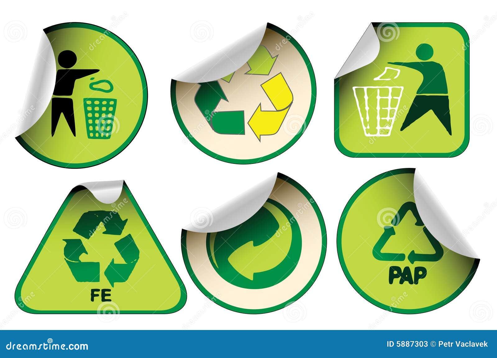 Set Grün bereiten Kennsätze auf