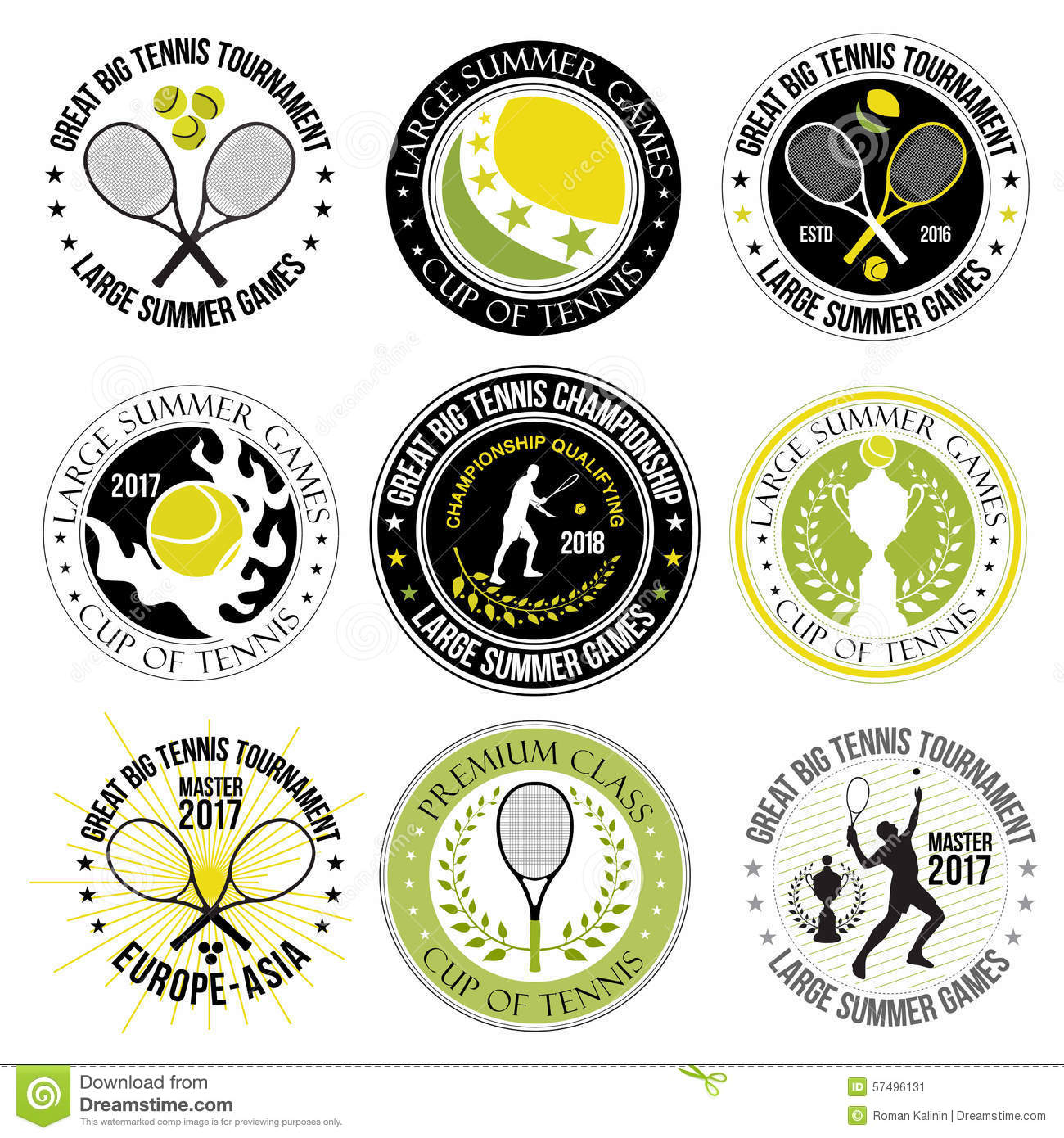 Tennis Shirt Designs