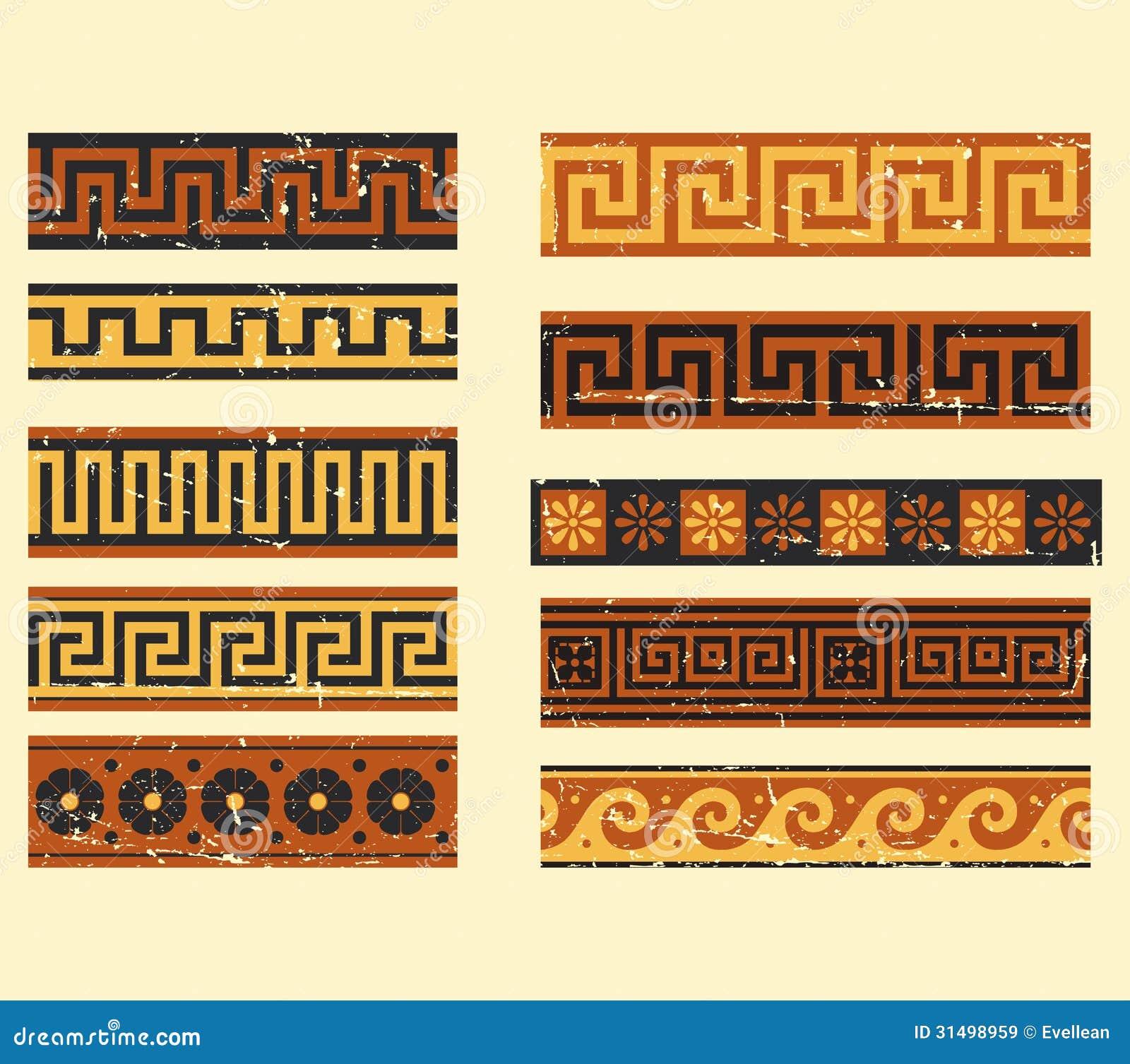 gresk mønster
