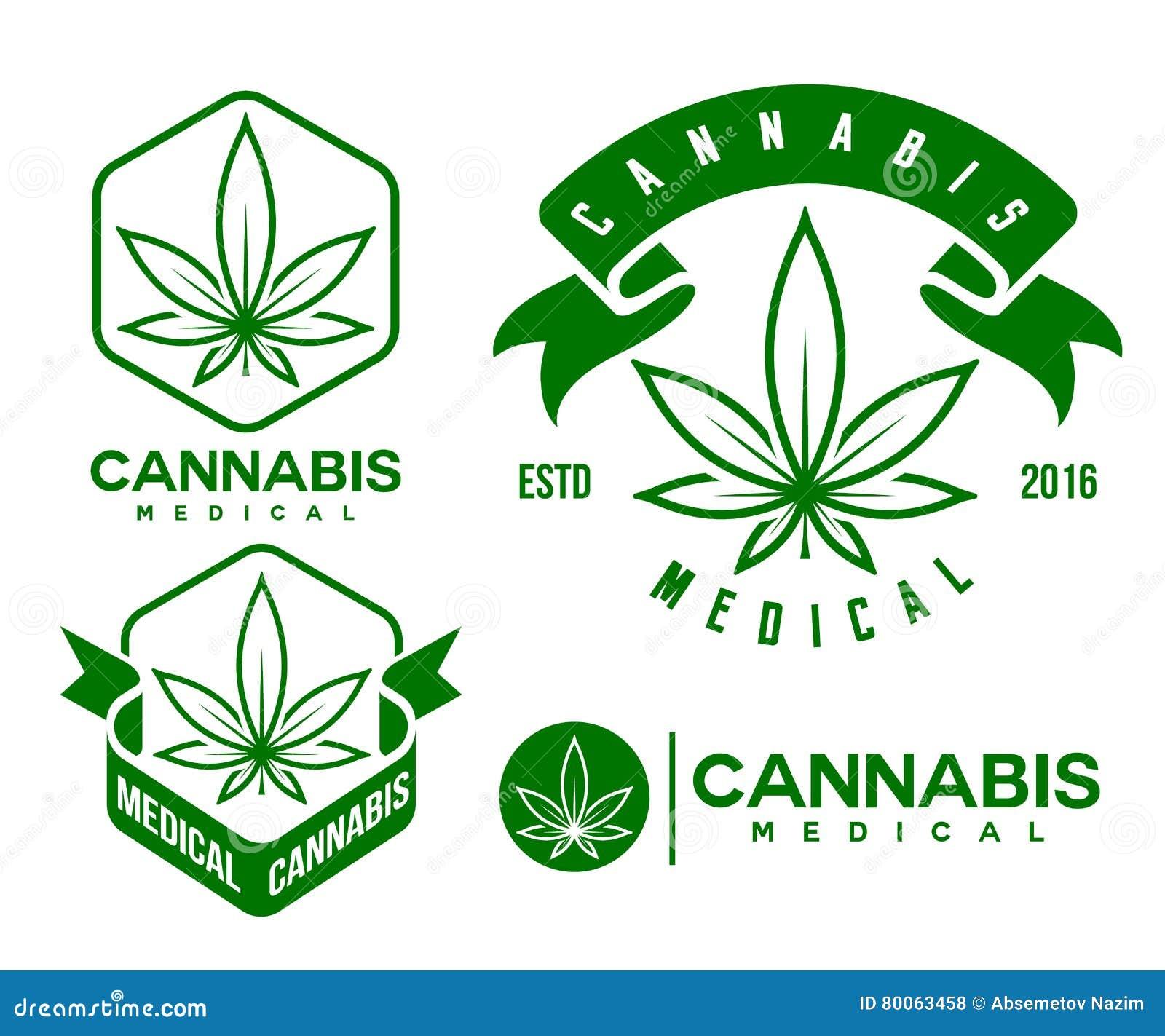 Medical Logo Cartoon Vector