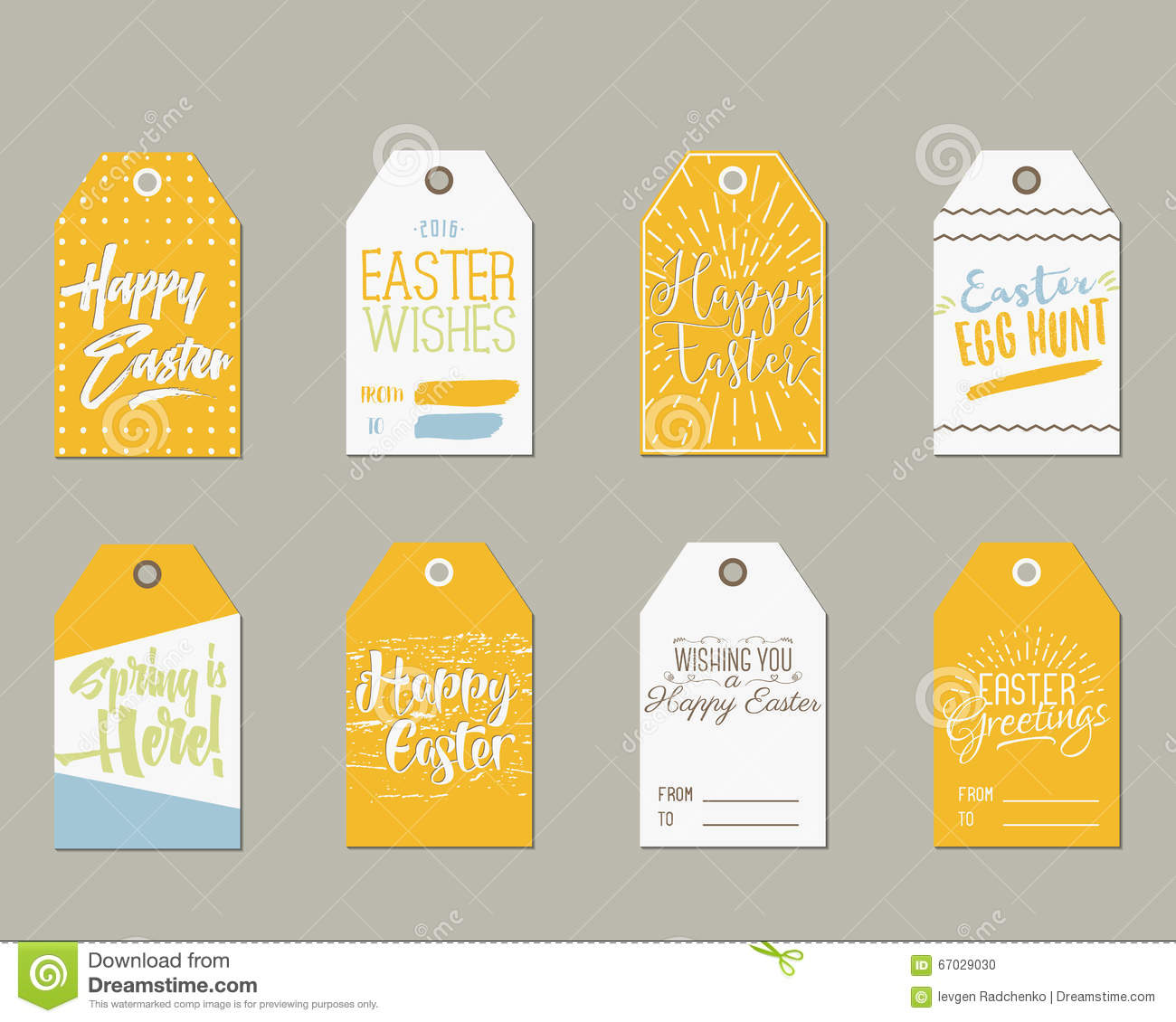 Set of happy easter gift tags with ink lettering signs overlay set of happy easter gift tags with ink lettering signs overlay labels black white and gold palette perfect for easter negle Image collections