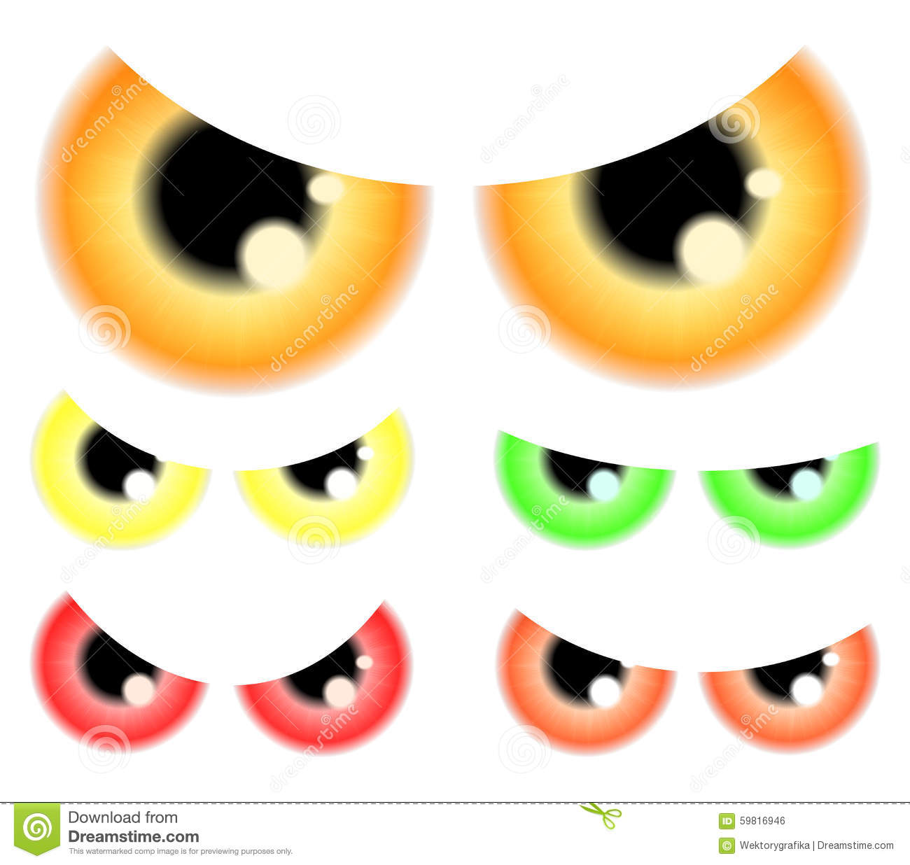 set of happy halloween spooky  scary eyes  eyeballs  iris jack o lantern clipart black jack o lantern clipart images