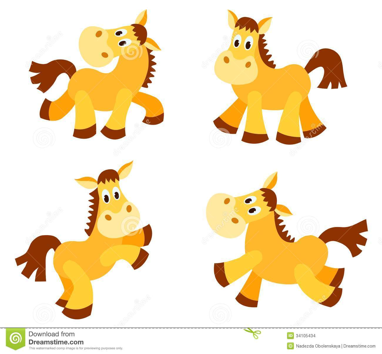 Displaying 13> Images For - Foal Running Clipart...