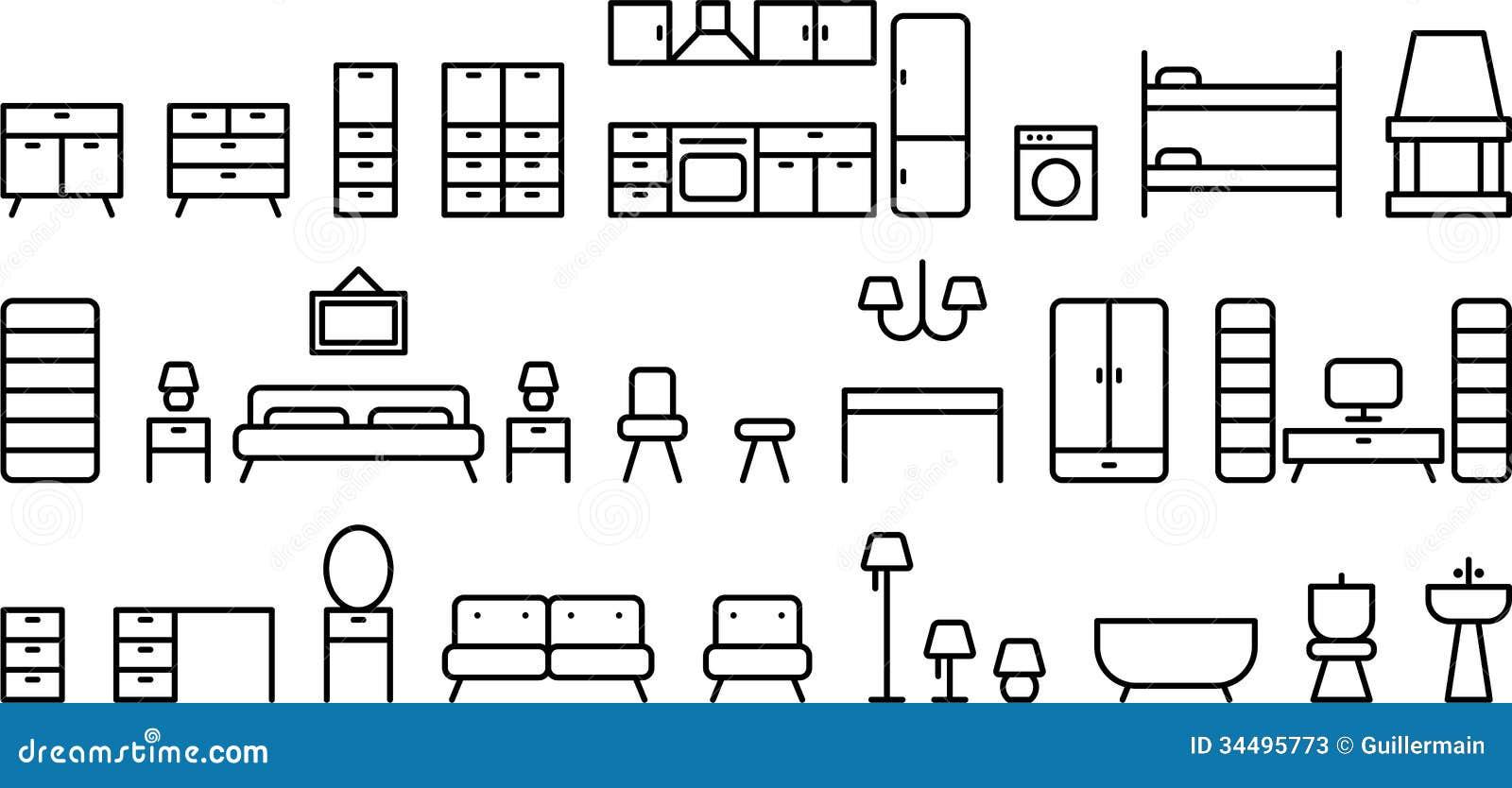 Clipart Furniture Floor Plan Best Free Home Design