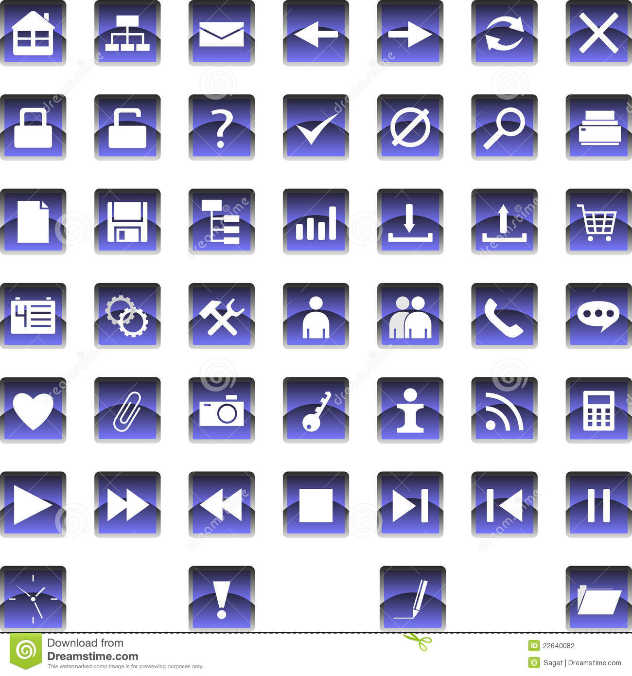 Set of icons 1