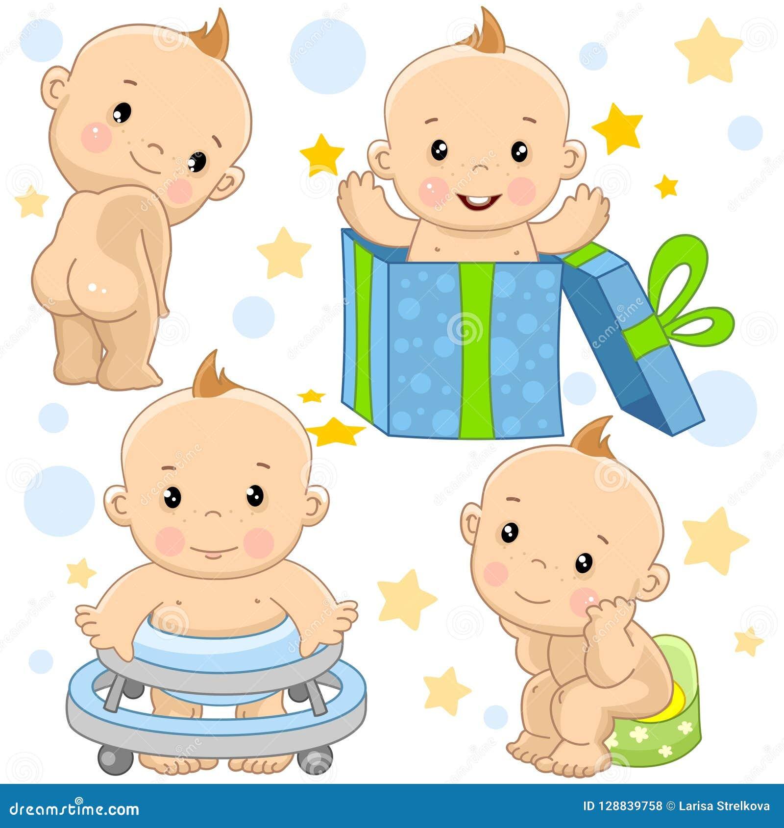 Baby boy 9 part.