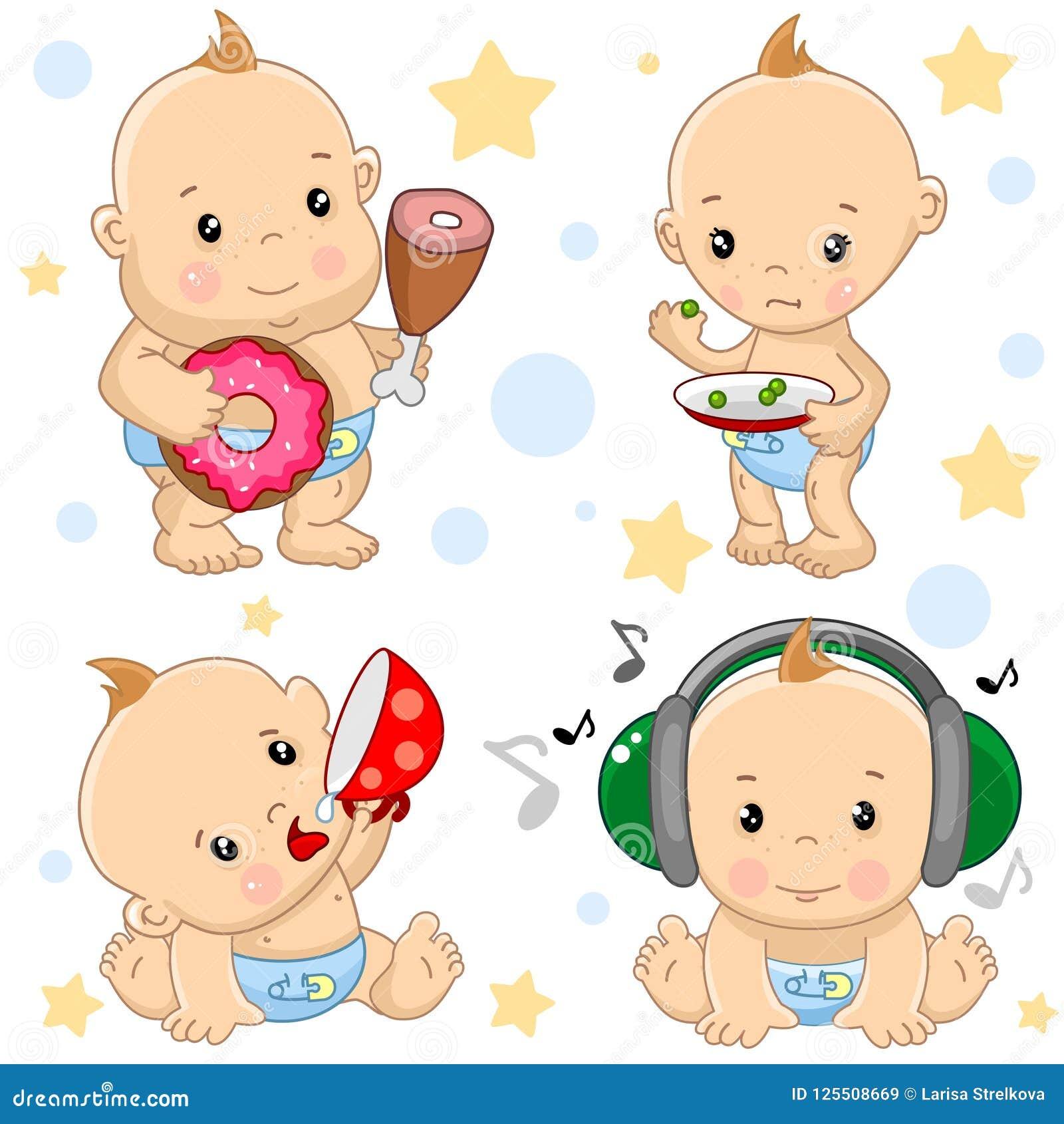 Baby boy 3 part.