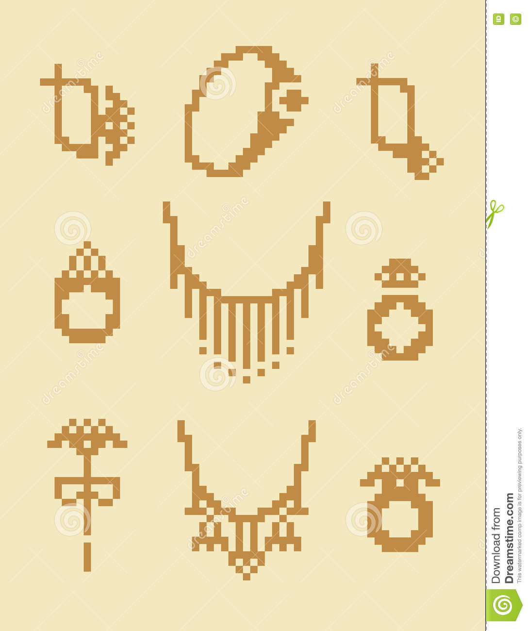 Pixelart Cartoons Illustrations Vector Stock Images 174 Pictures To Download From