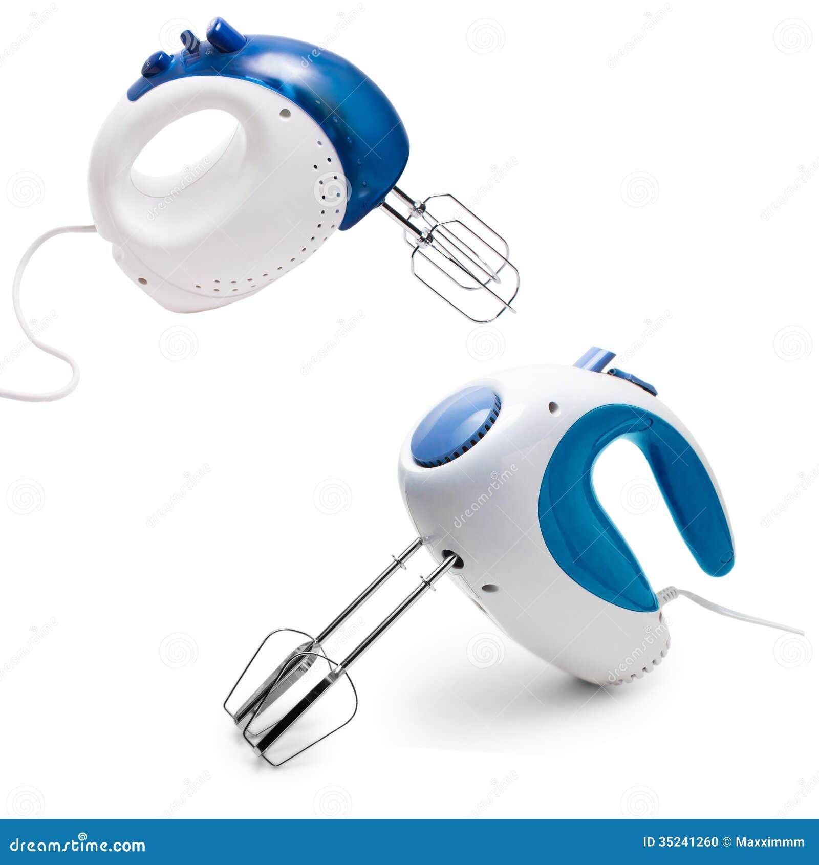 Cartoon Hand Mixer ~ Electric hand mixer set stock photography cartoondealer