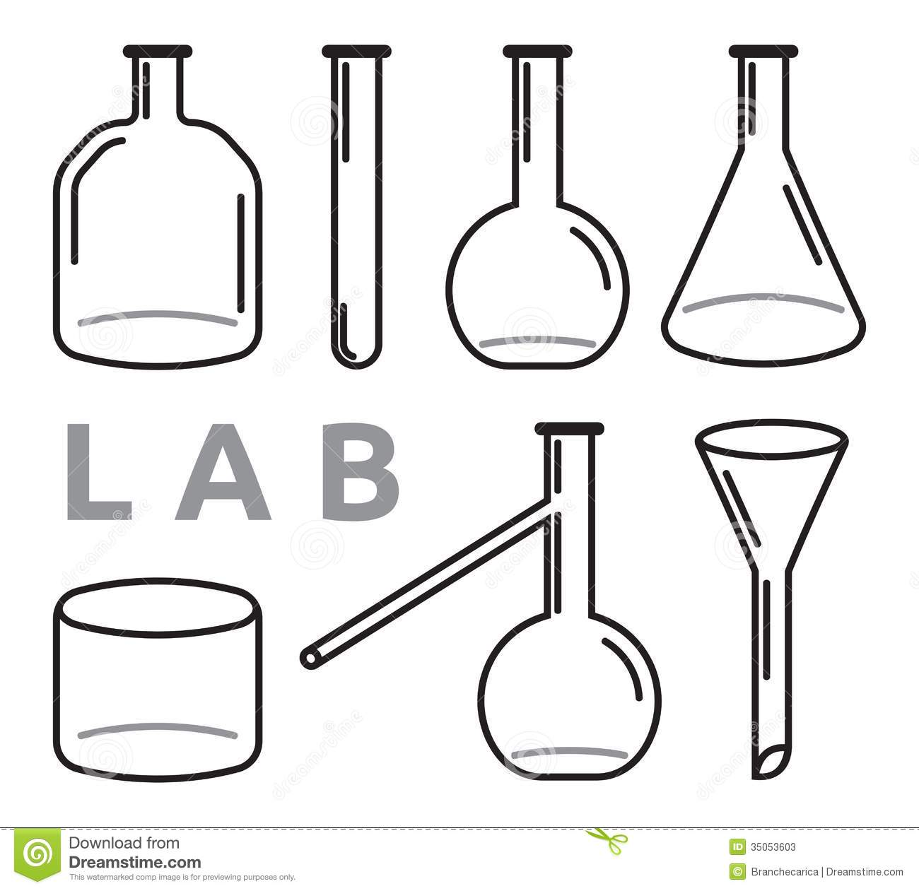 Crucible Tongs Stainless Steel as well Two Test Tubes as well Thermometer Clip Art For Math as well Stock Photography Dna Strand Question Mark Against Arranged Used As Illustrations Medical Health Image40876052 as well Erlenmeyer. on laboratory beaker