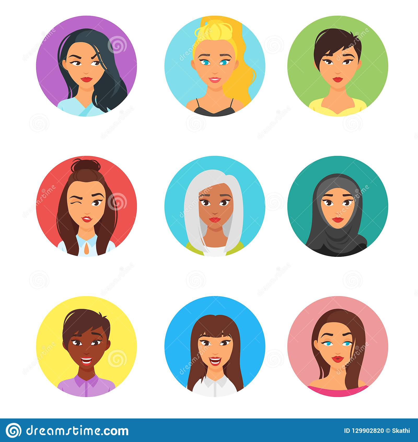 Set ludzie avatar