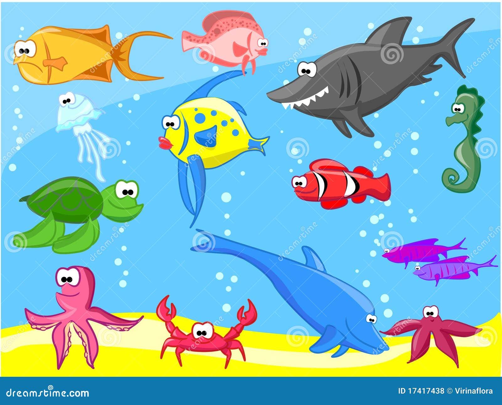Conjunto Fish