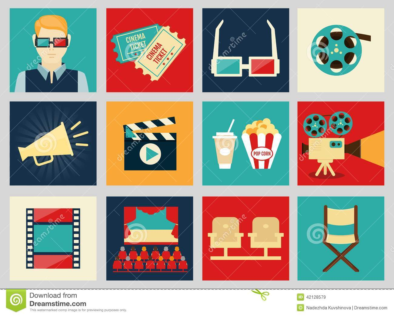 Elements of cinema