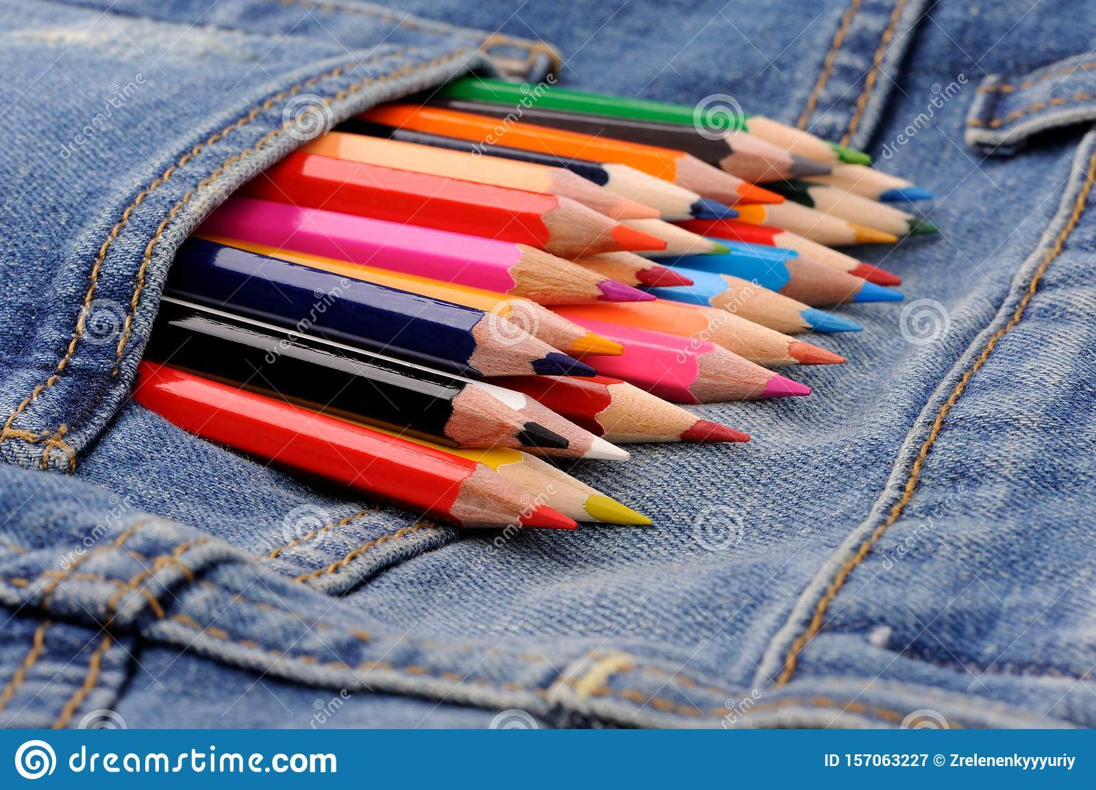 Set Of Multicolored Pencils In Blue Jeans Pocket Stock Image Image Of Education School 157063227,Driveway Gate Designs