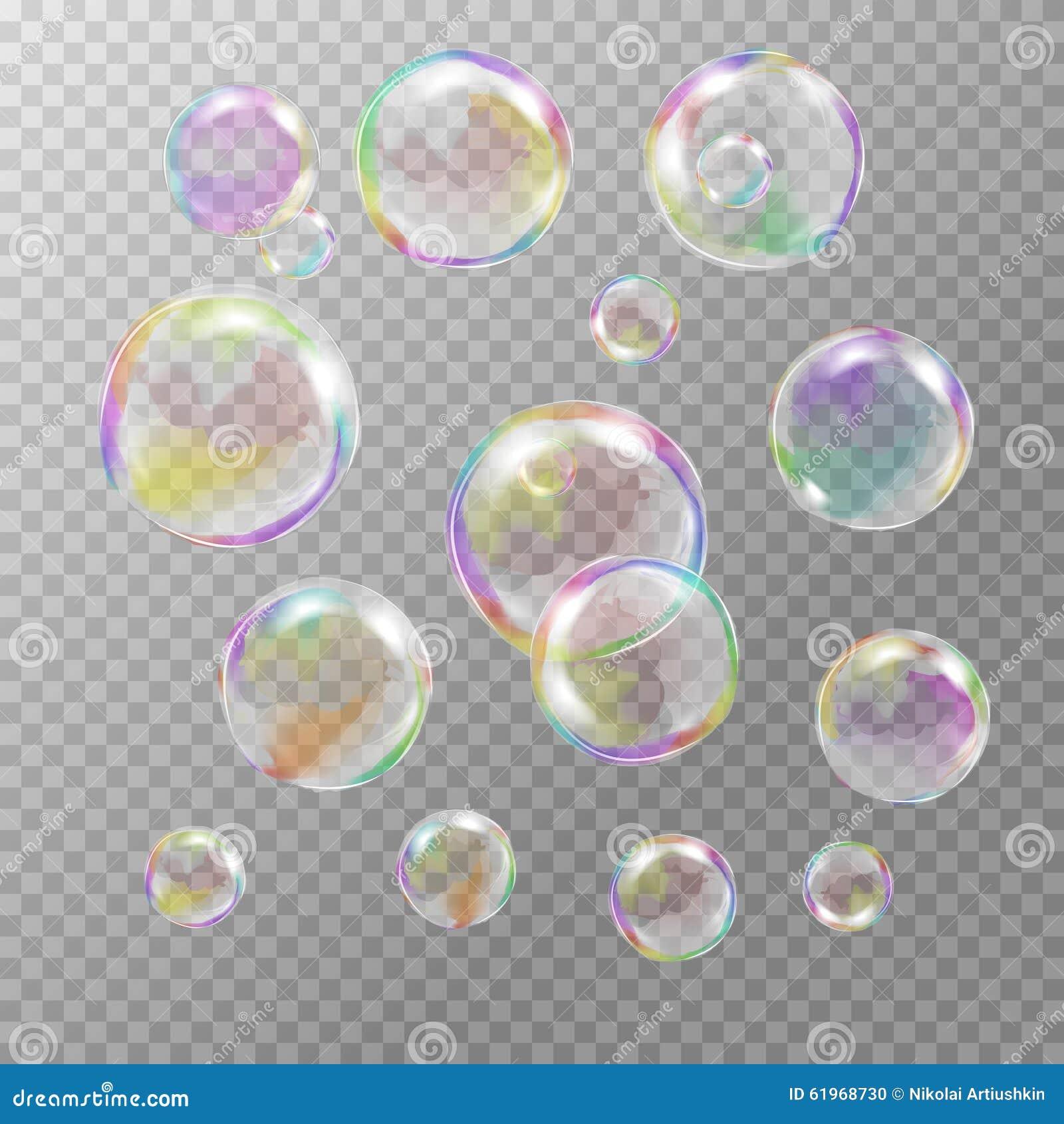 how to draw cartoon soap bubbles