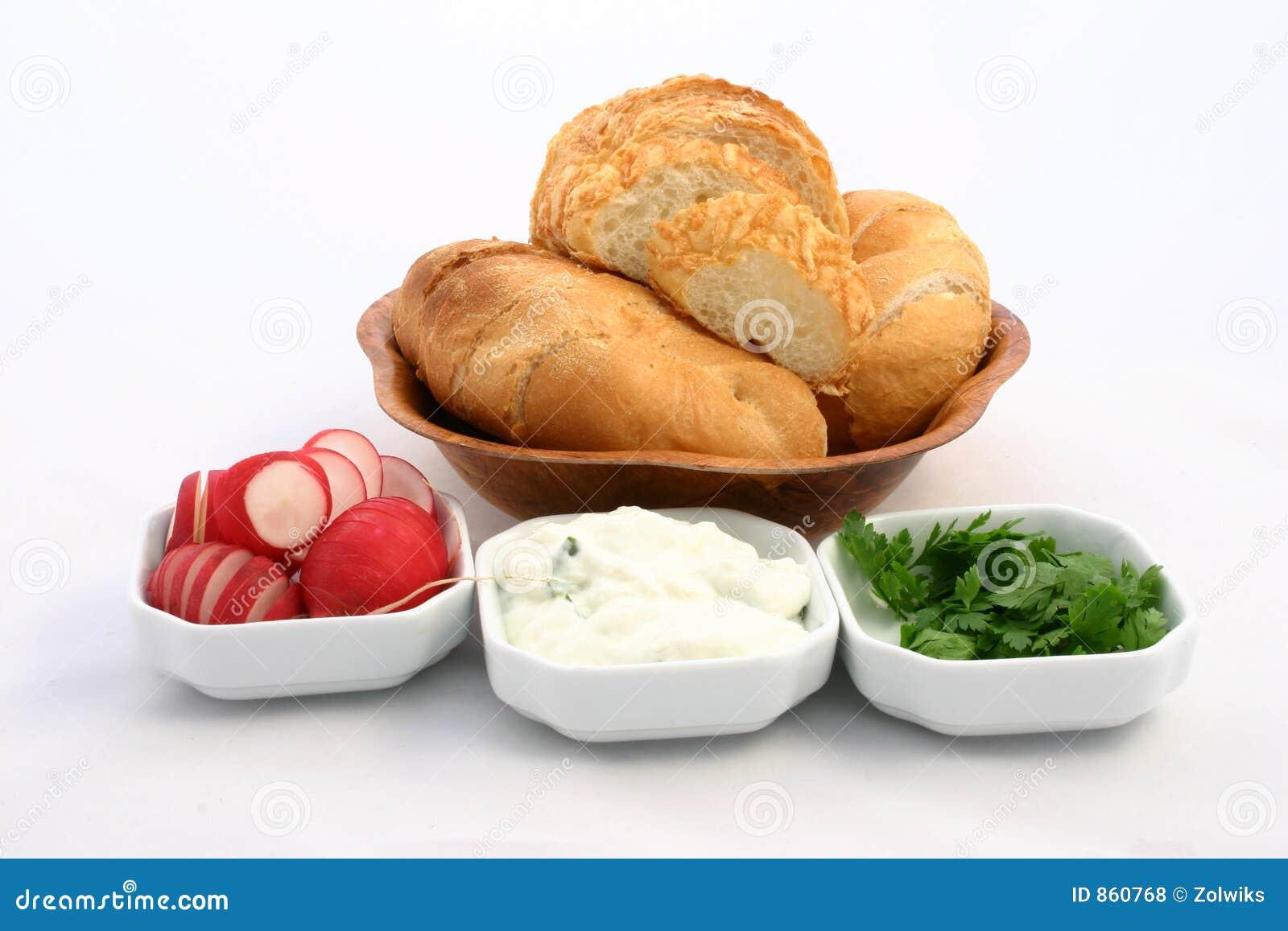 Set Nahrungsmittelbestandteile