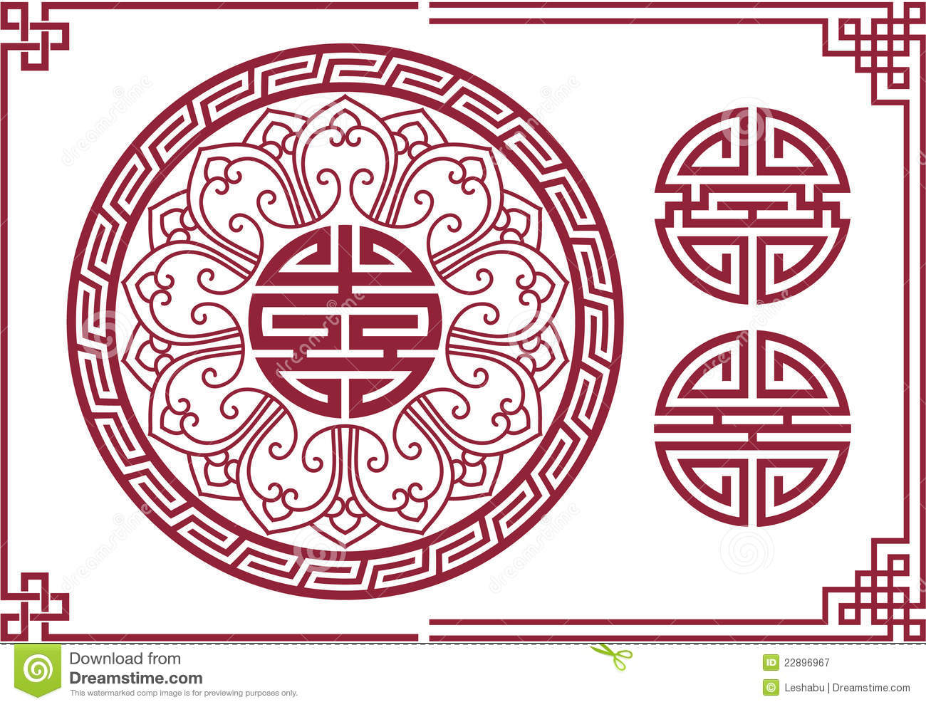 ... : Easy Chinese Designs And Patterns , Traditional Chinese Designs