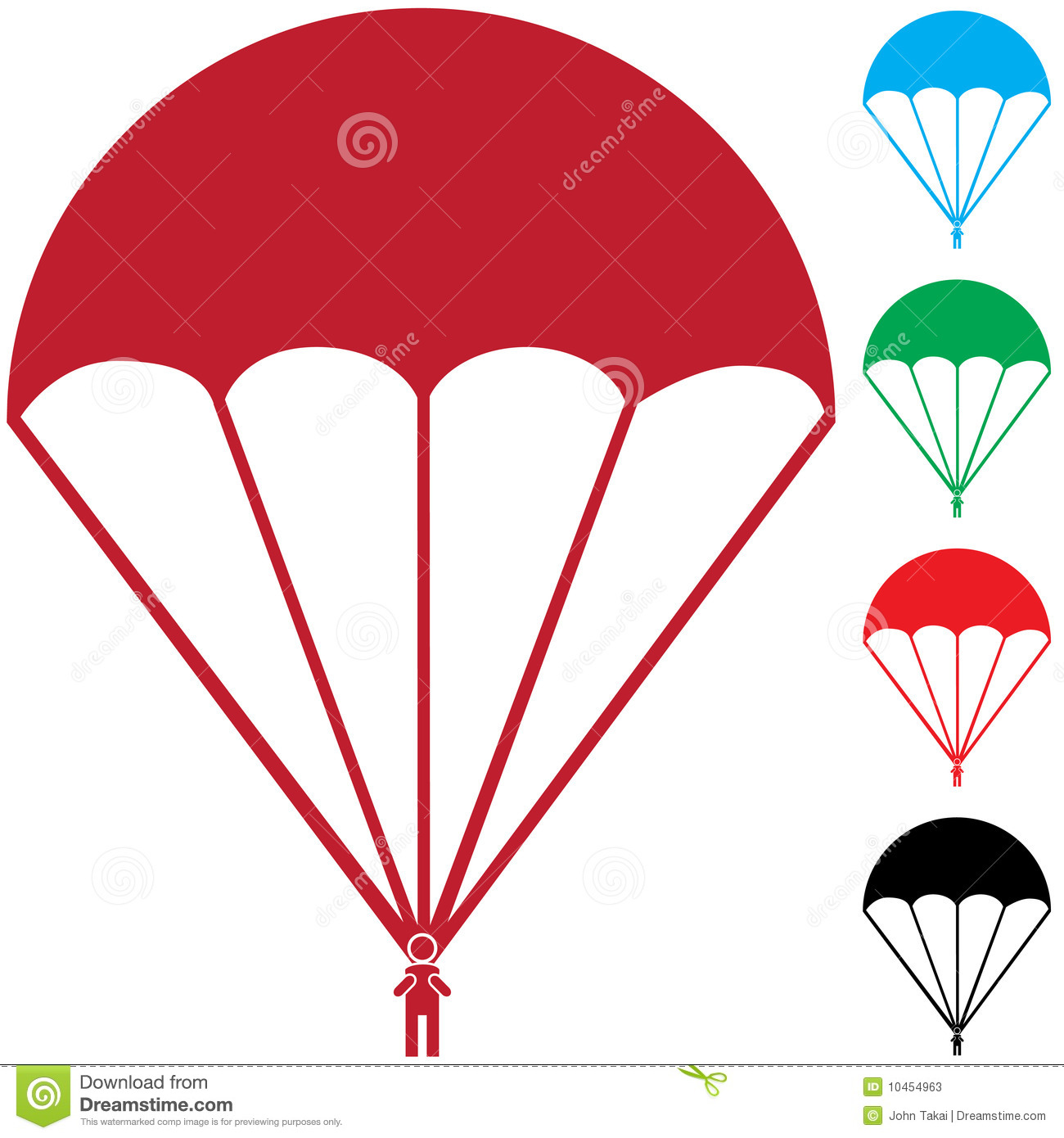 Clip Art Parachute Clipart army parachute clipart more information set of paratroopers stock clipart