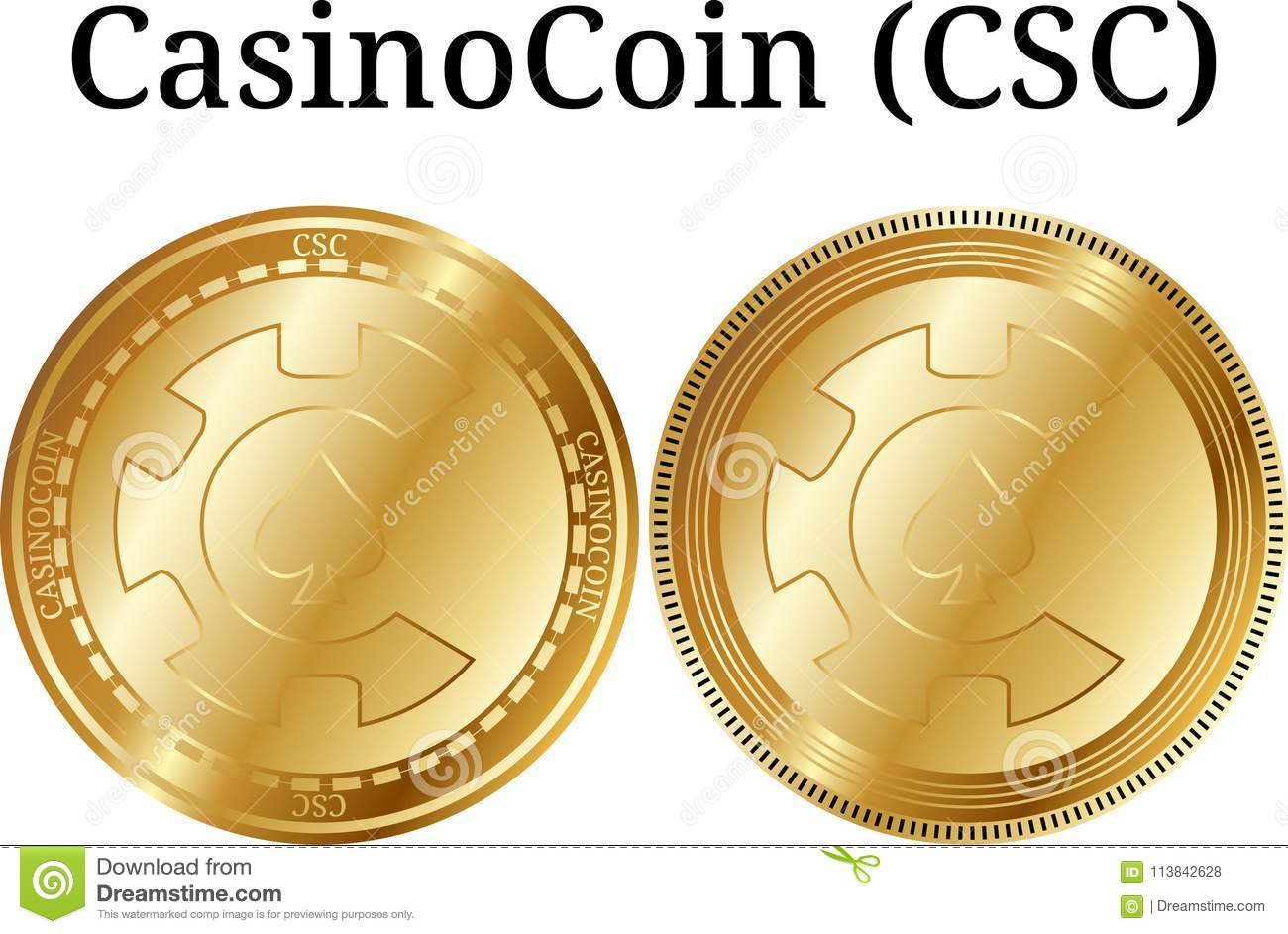 cryptocurrency casino coin