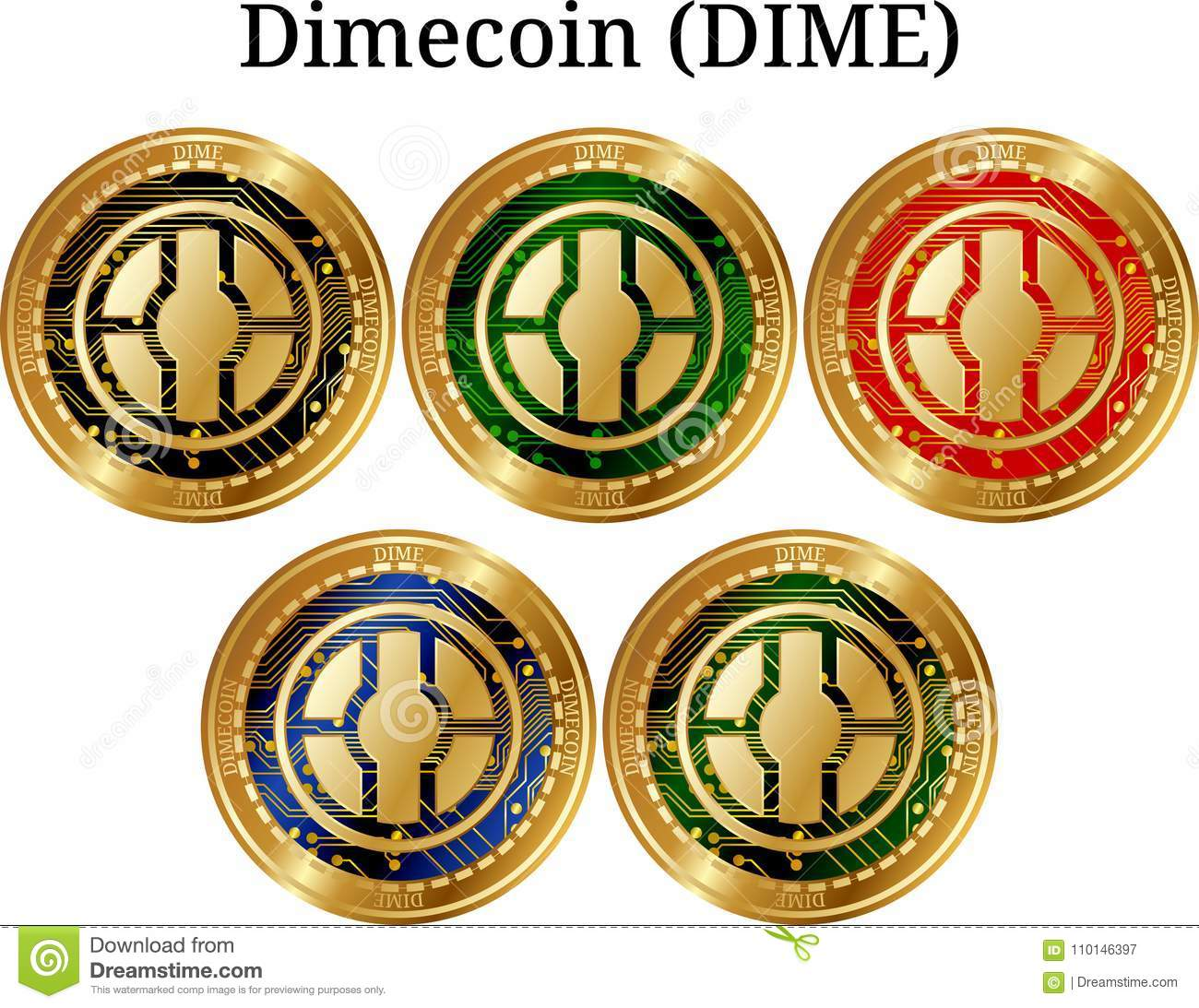 Dime coin cryptocurrency rbc heritage betting odds
