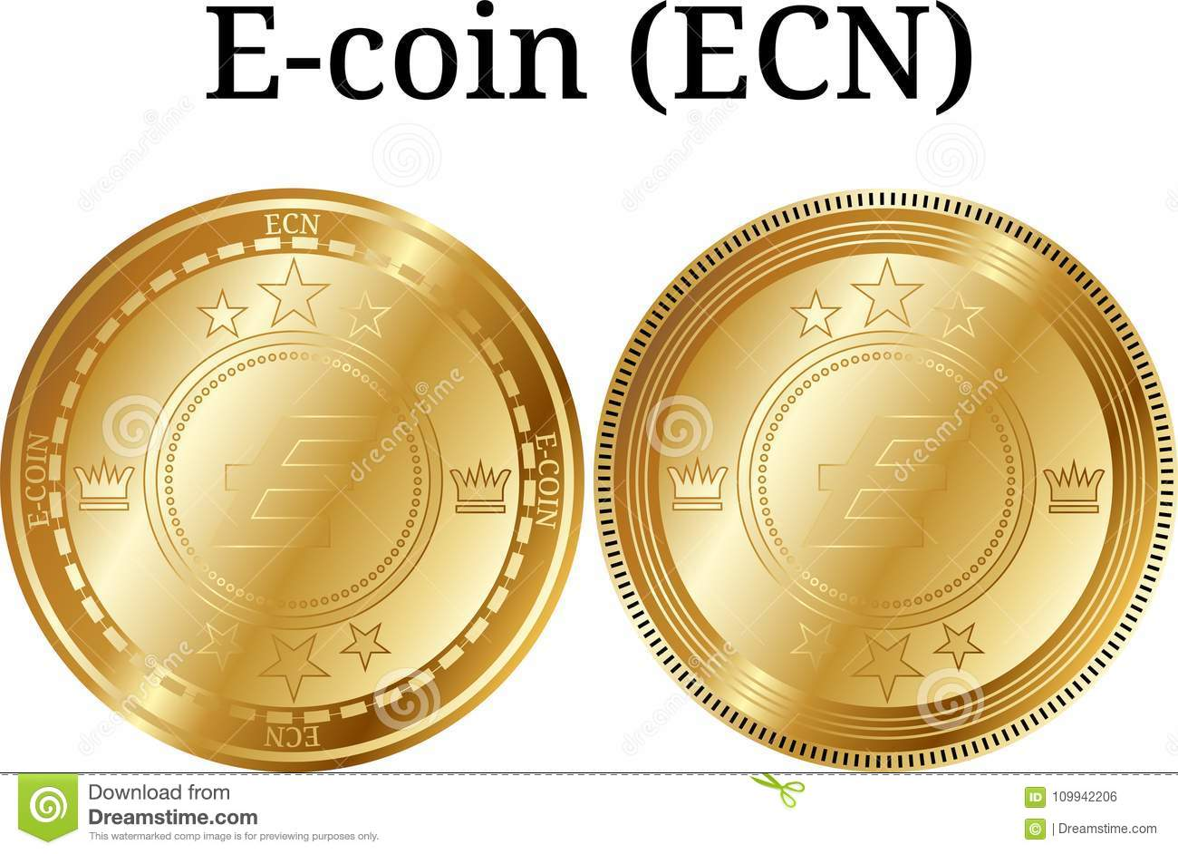 cryptocurrency e coin