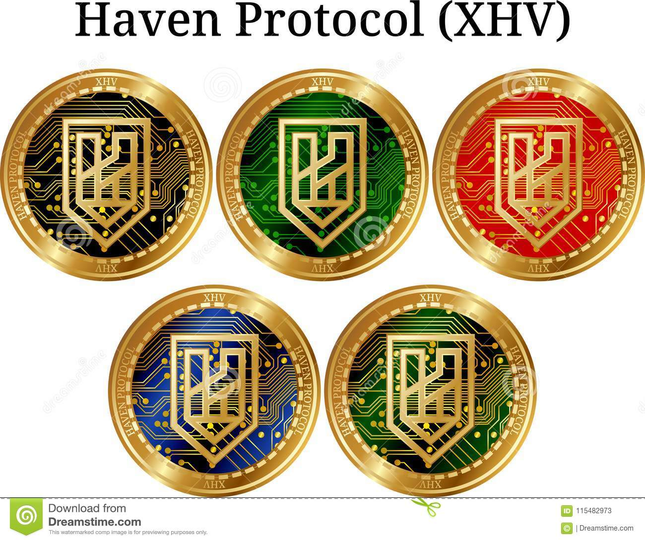 haven cryptocurrency xhv