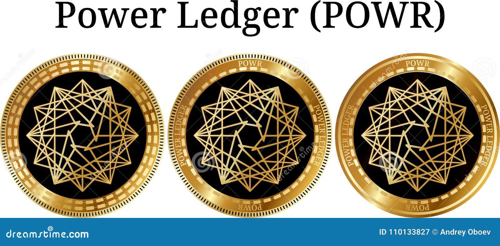 powr coin mining