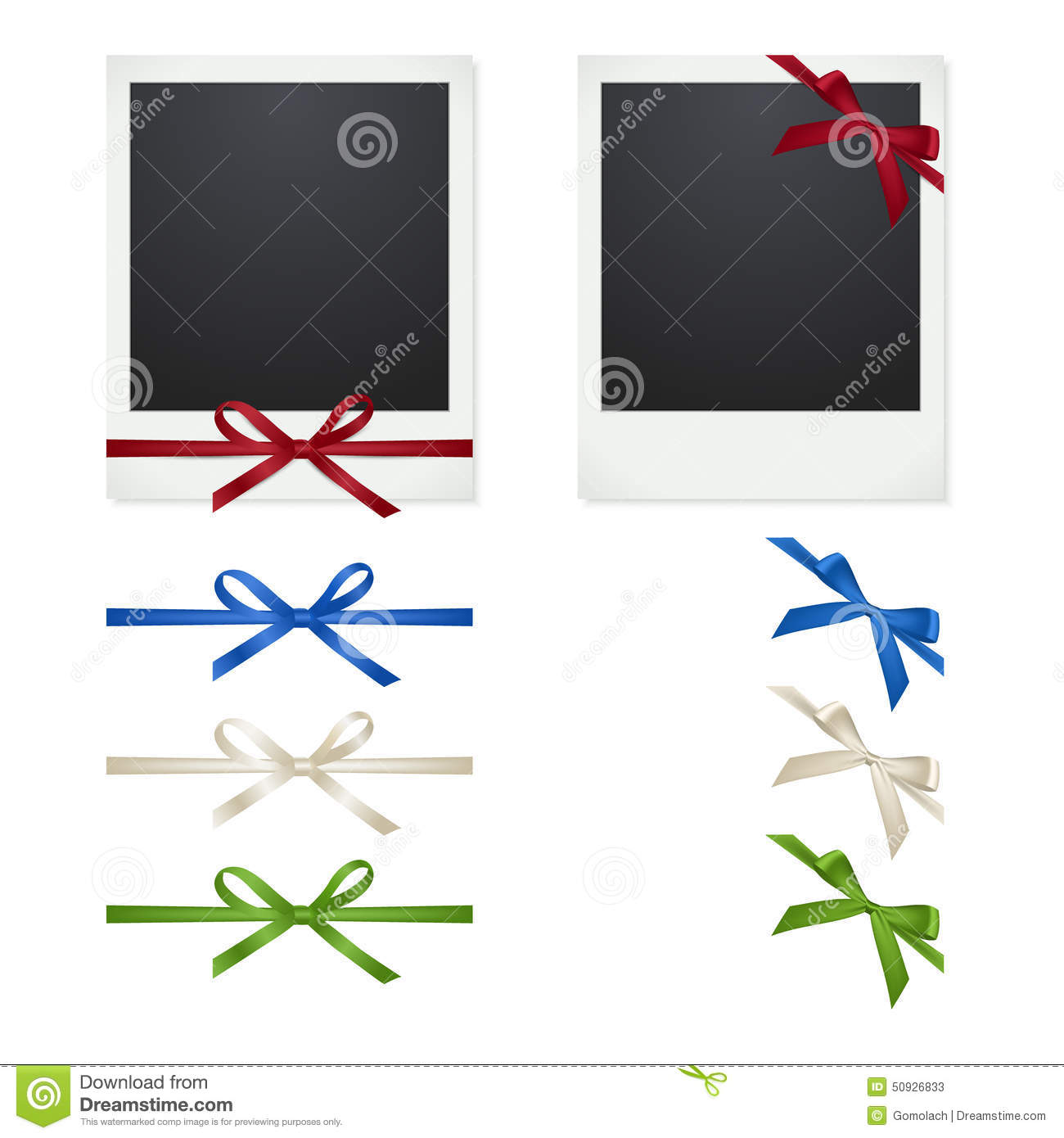 Awesome Frames With Bows Festooning - Ideas de Marcos - lamegapromo.info