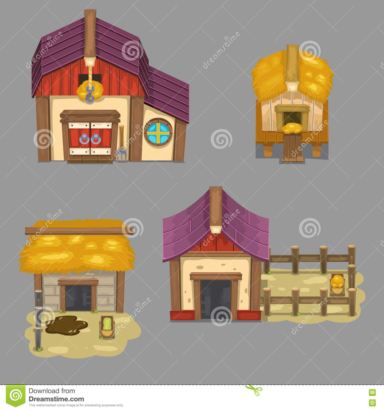 Create your dream house game best gotify create your own for Design your own farm layout