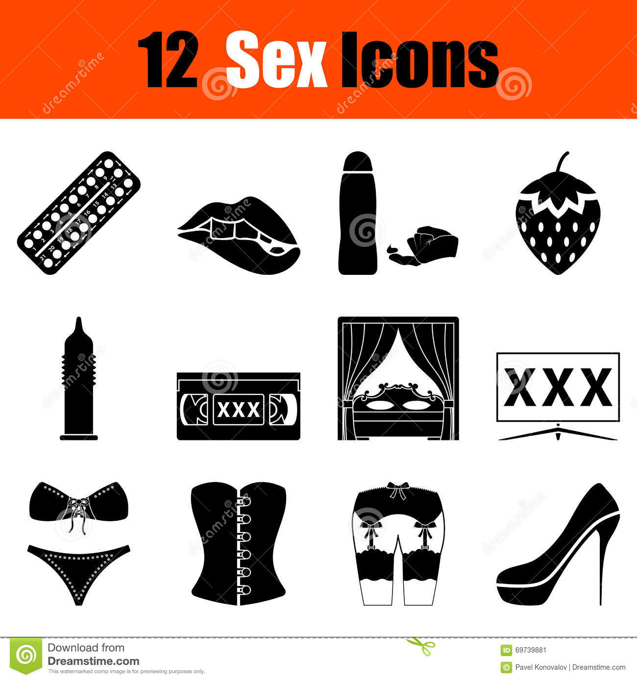 Shoes as sexual symbol
