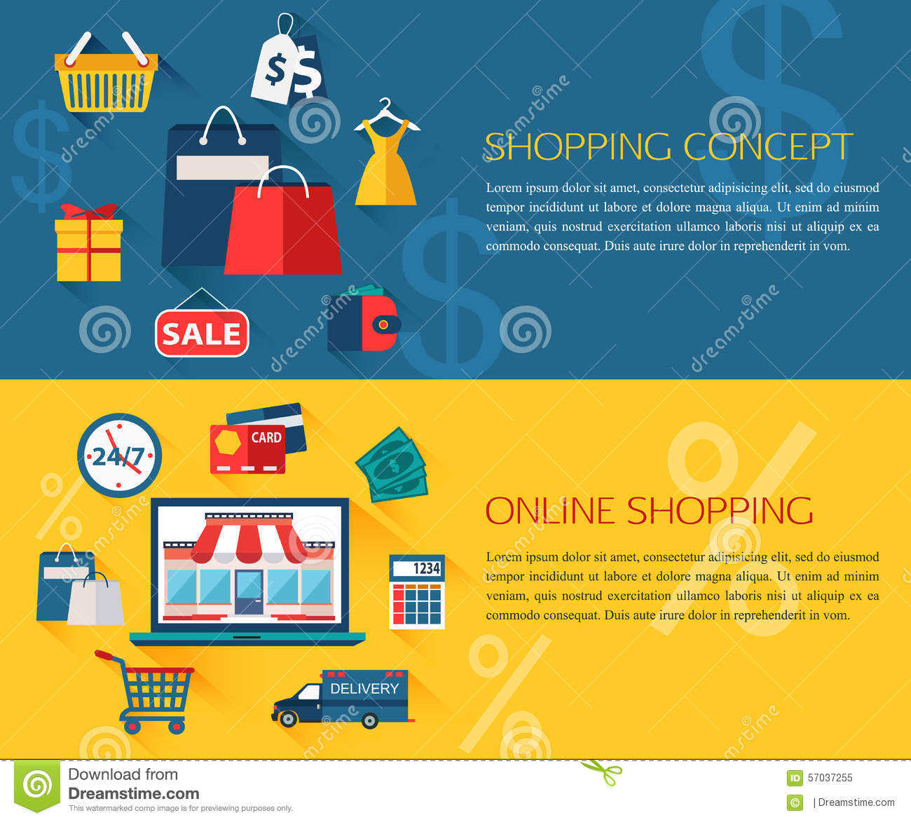 Online shopping in one place