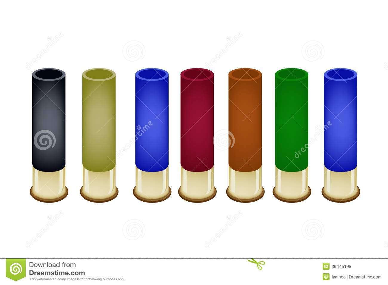 shotgun shells background - photo #42