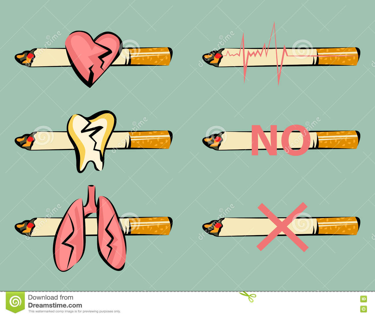 how to clear our lungs after stop smoking