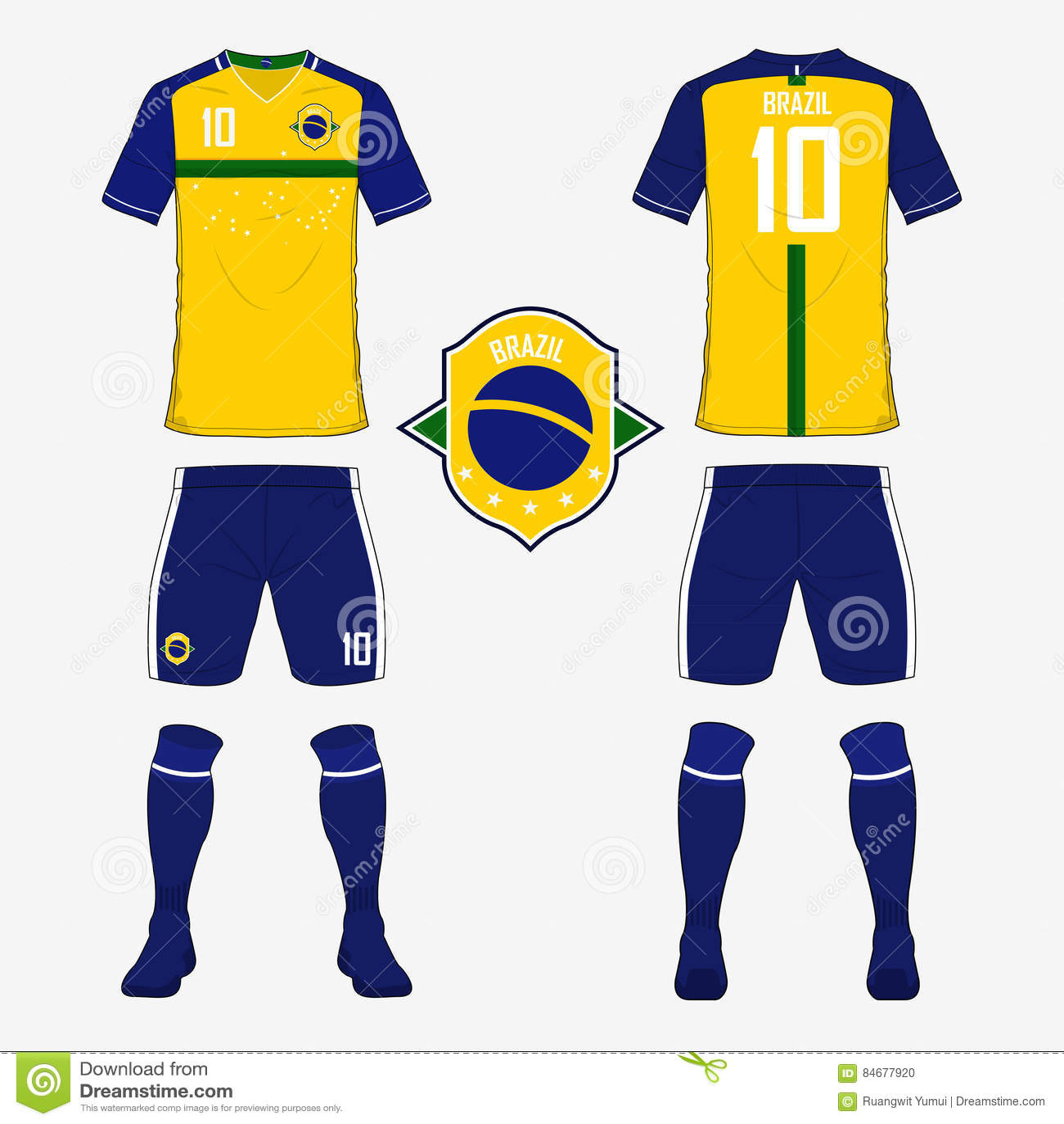 Brazil national football team 2014 kit