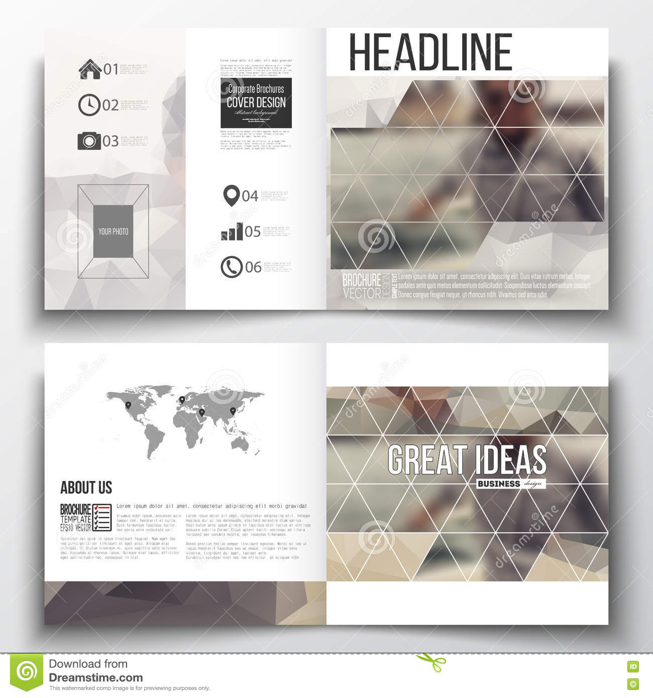 Beautiful 1.5 Inch Hexagon Template Small 101 Modern Resume Samples Round 1500 Claim Form Template 16 Birthday Invitation Templates Youthful 18 Year Old Resume Sample Coloured2 Page Resumes Samples Set Of Square Design Brochure Template. Polygonal Background ..