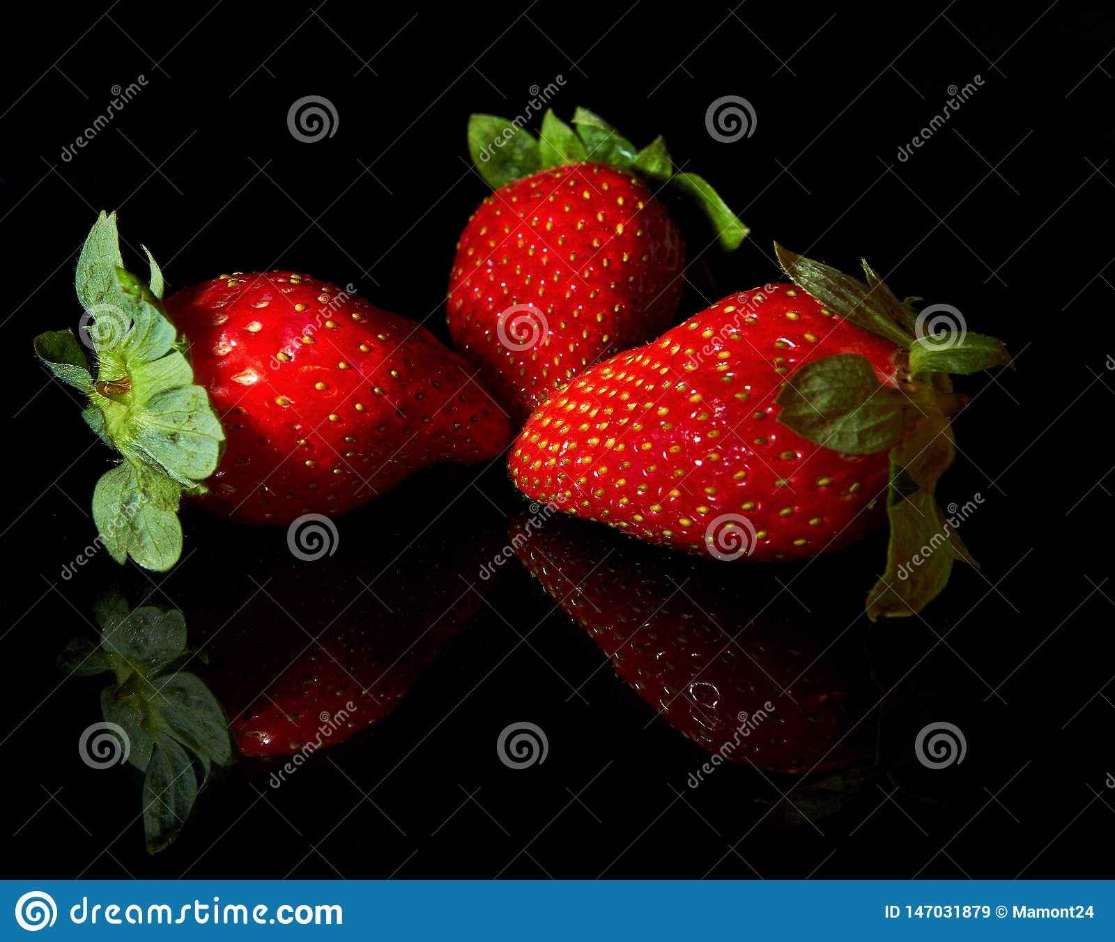 Set from Strawberries